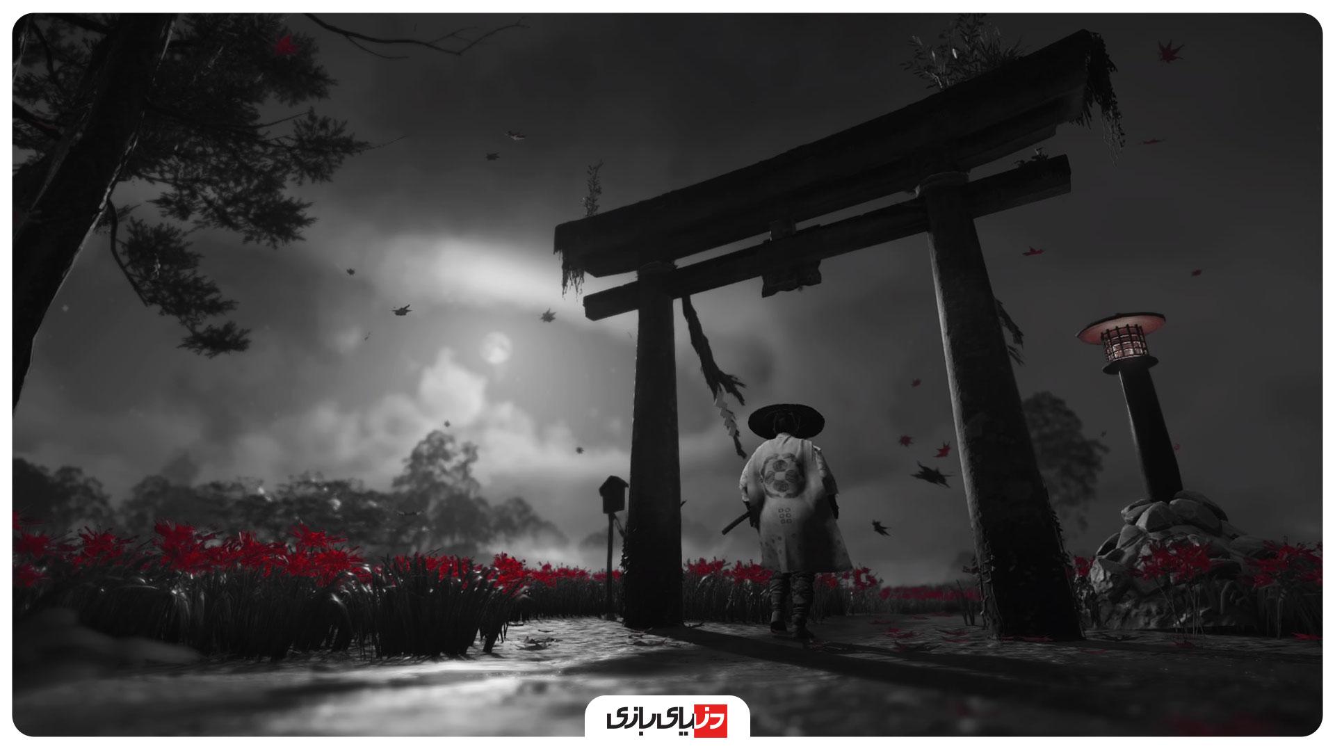 اسکرین شات بازی Ghost of Tsushima