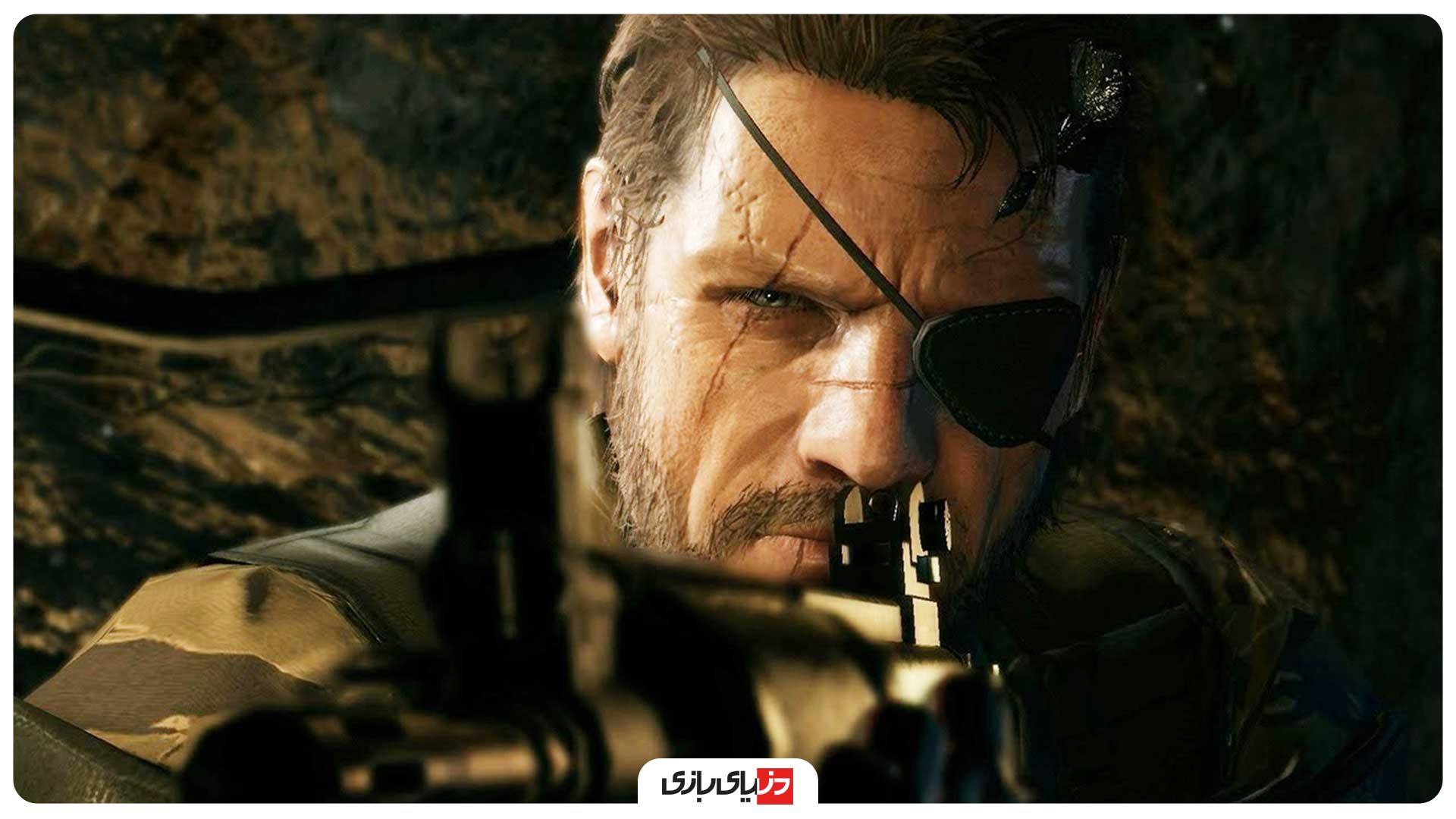 لینک نصب بازی  Metal Gear Solid V The Phantom Pain