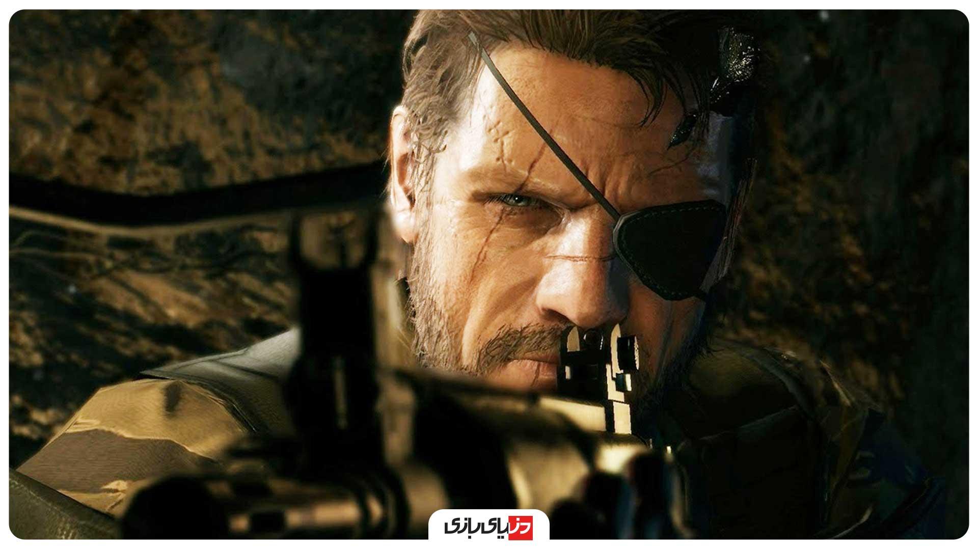 لینک نصب بازی Metal Gear Solid V The Phantom Pain