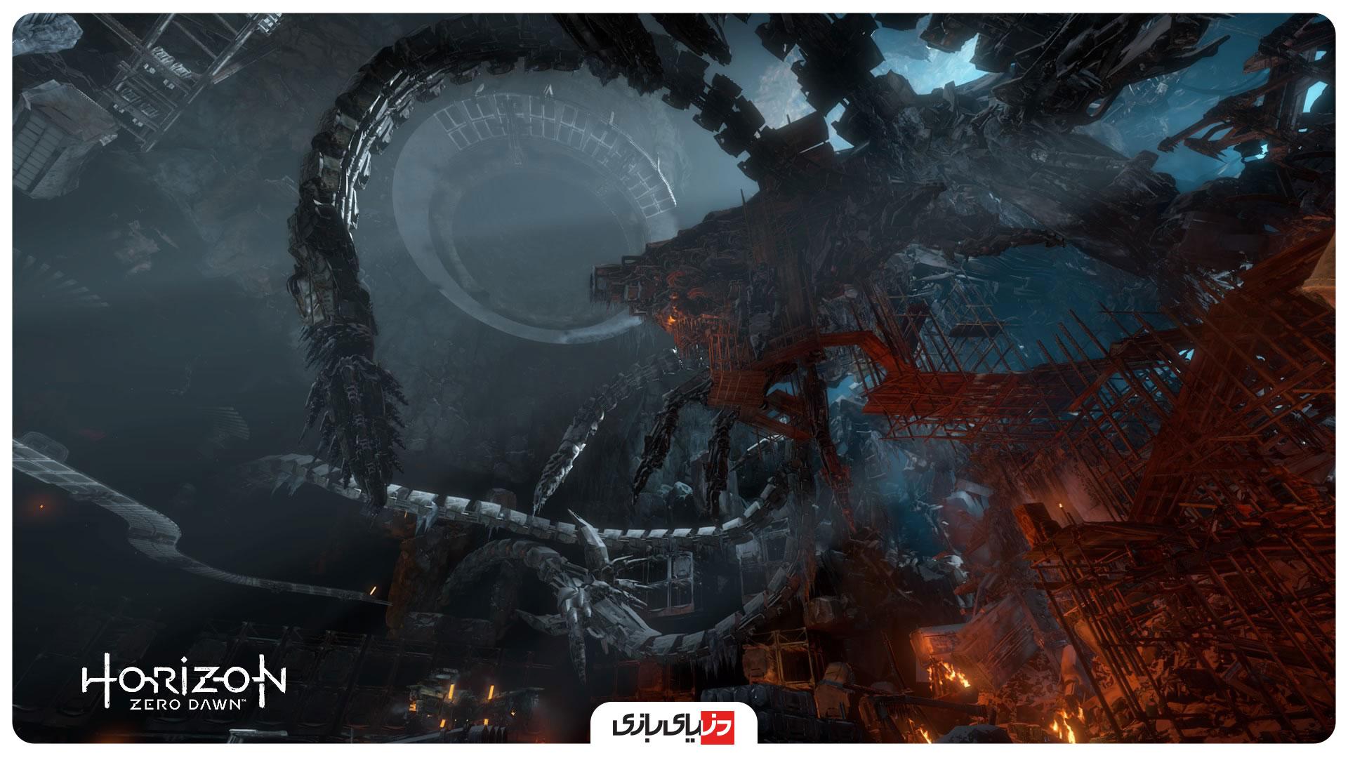 اسکرین شات بازی Horizon Zero Dawn - ارسالی Mahdi-ws
