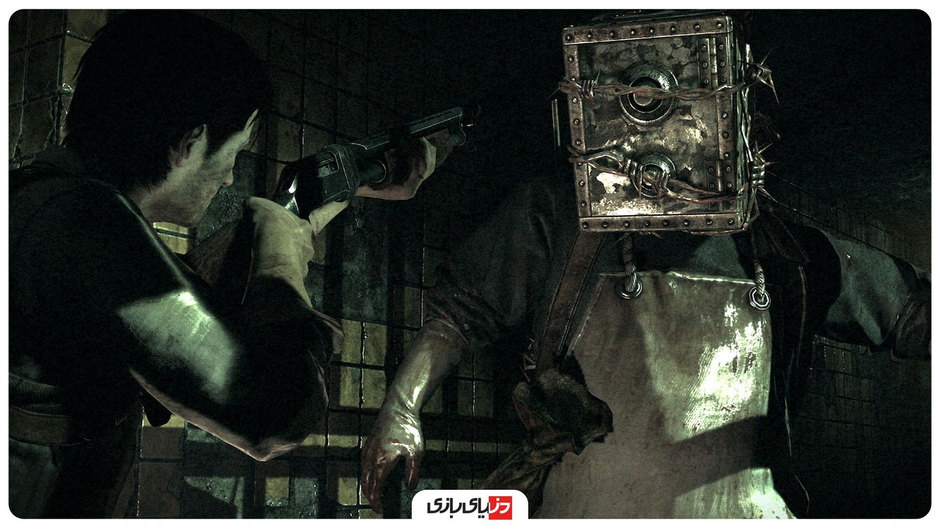 ترسناک ترین بازی جهان ps4