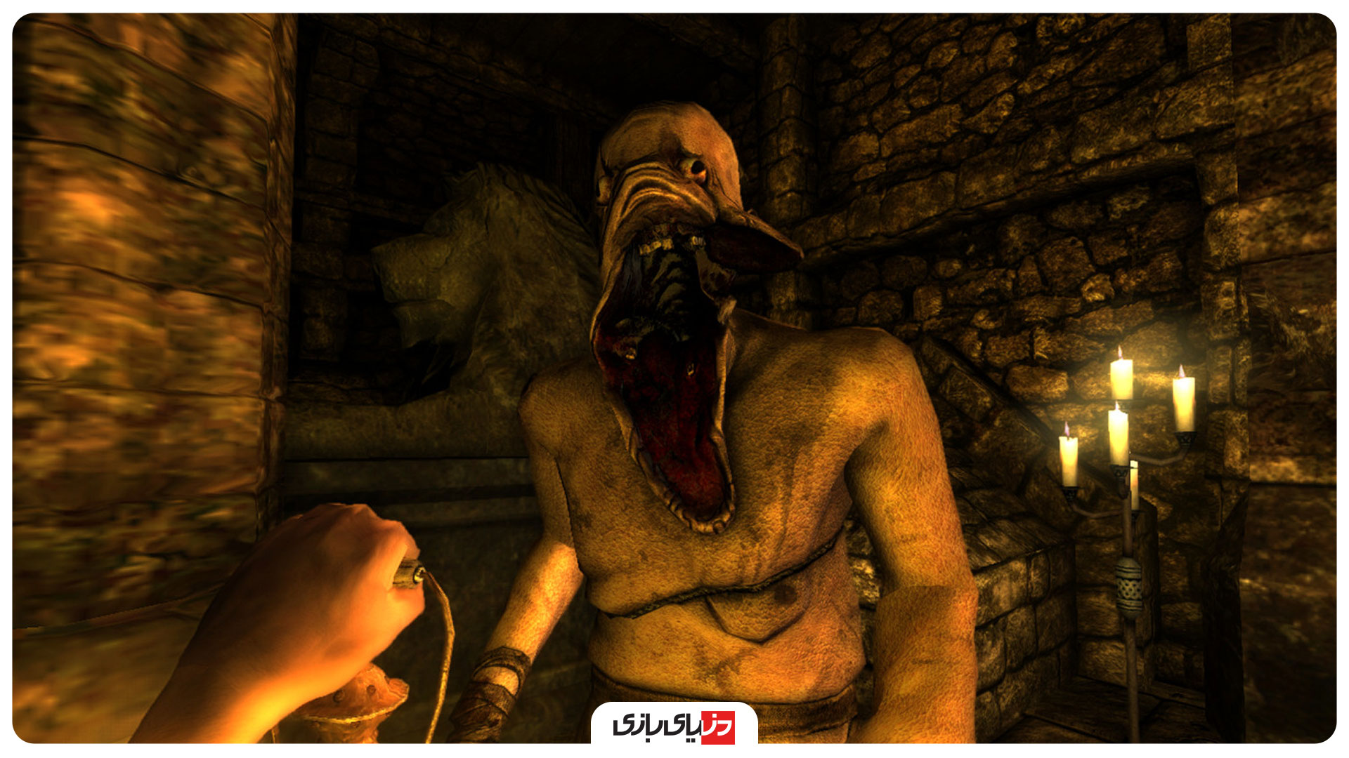 ترسناک ترین بازی جهان برای ps4