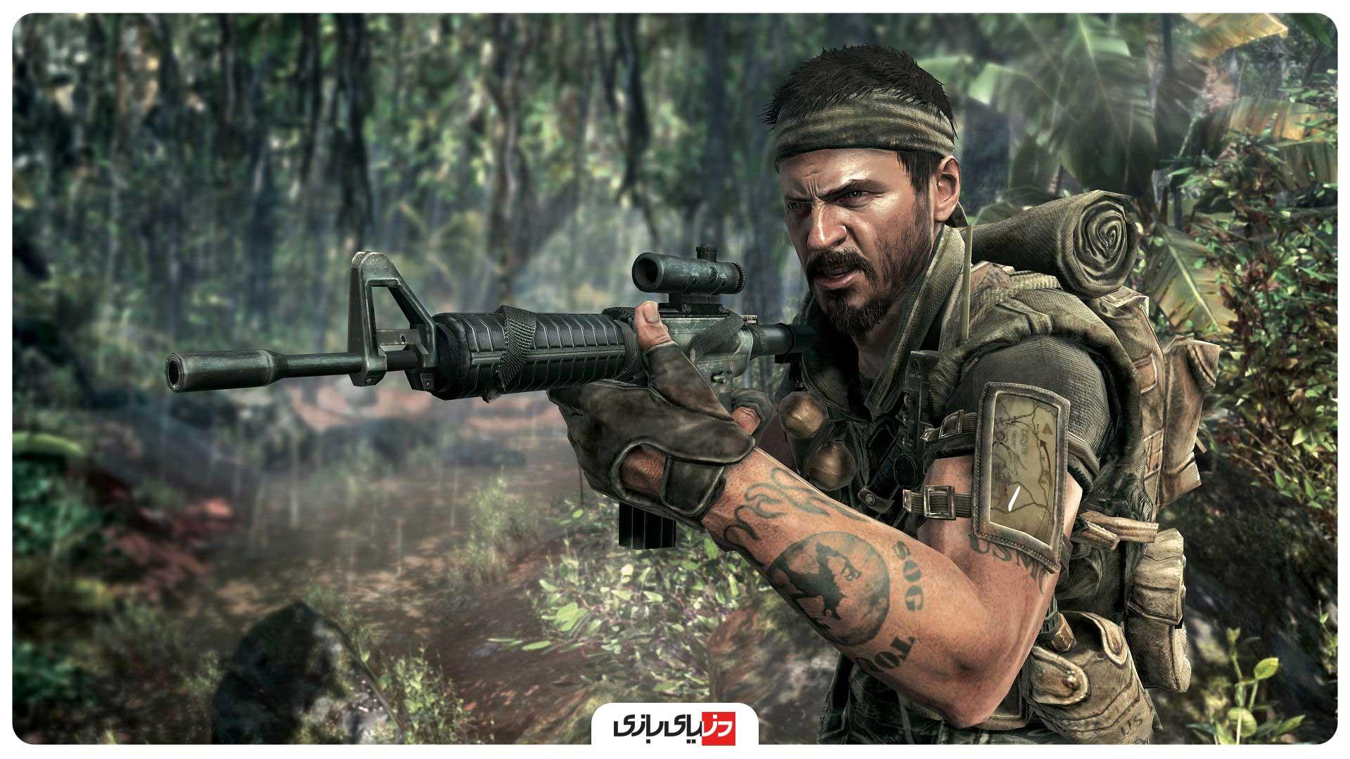 دانلود بازی های جنگی کامپیوتری