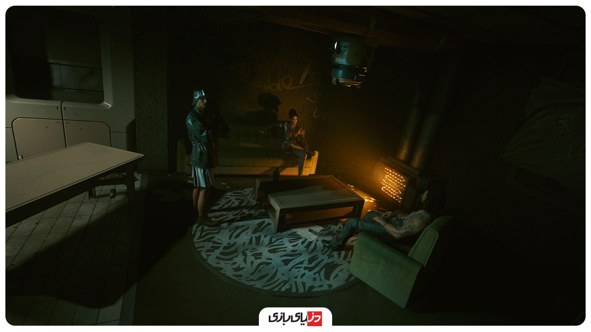 اسکرین شات بازی Cyberpunk 2077