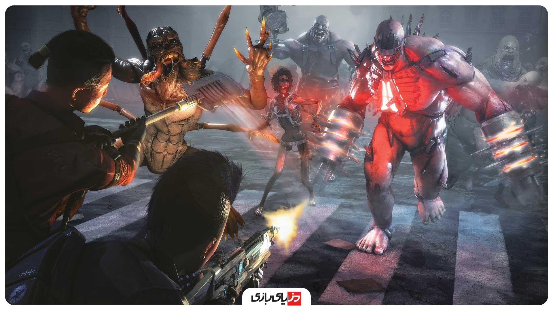لینک دانلود بازی Killing Floor 2