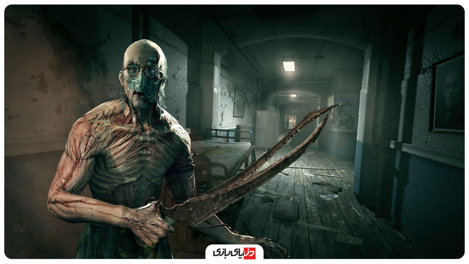 بازی ترسناک ps4