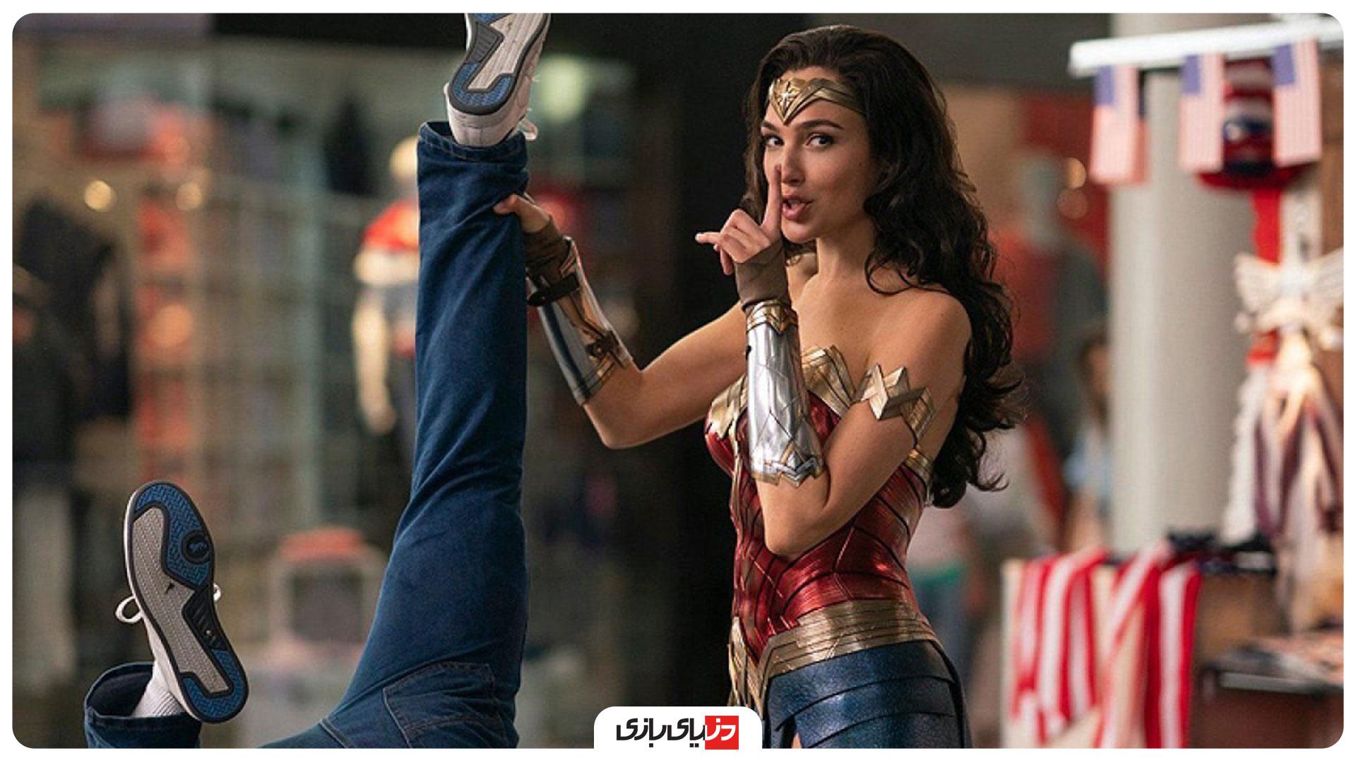 بررسی فیلم Wonder Woman 1984 2020