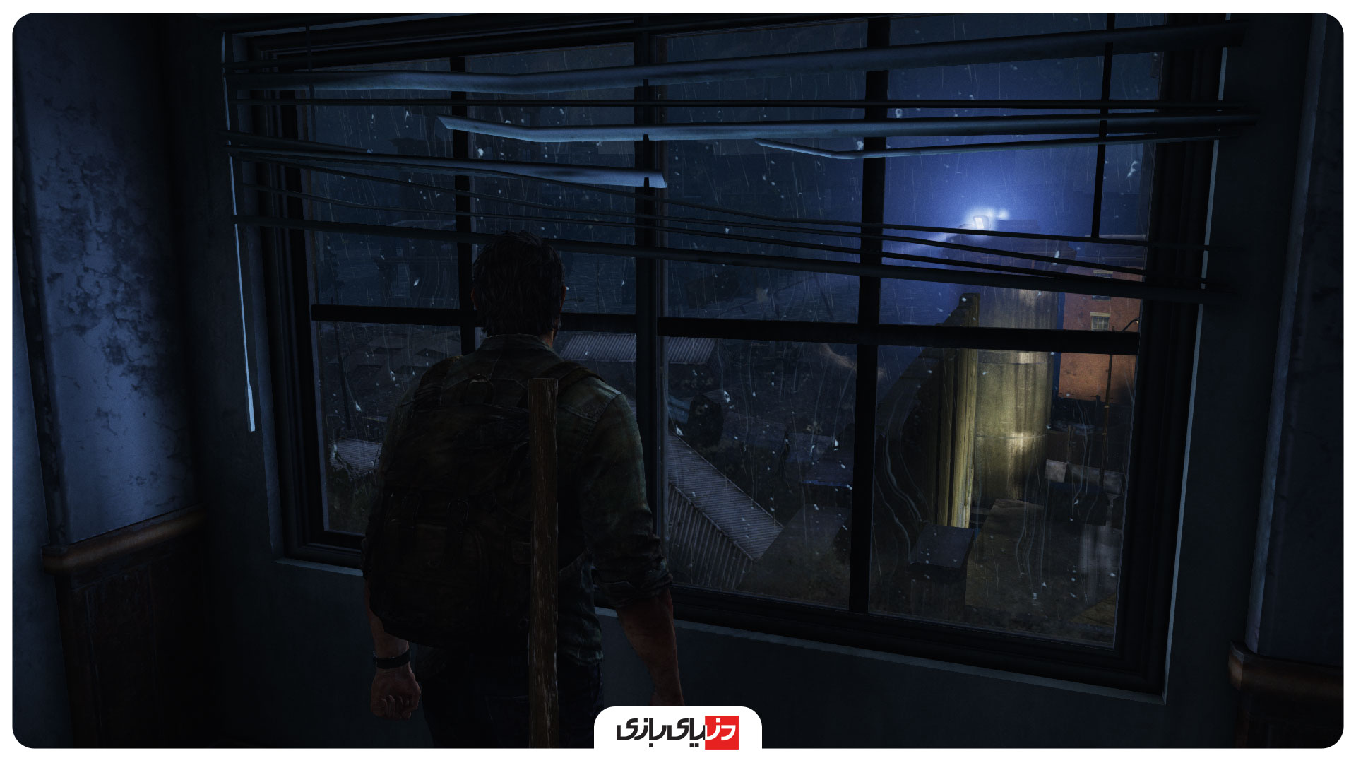اسکرین شات بازی The Last of Us