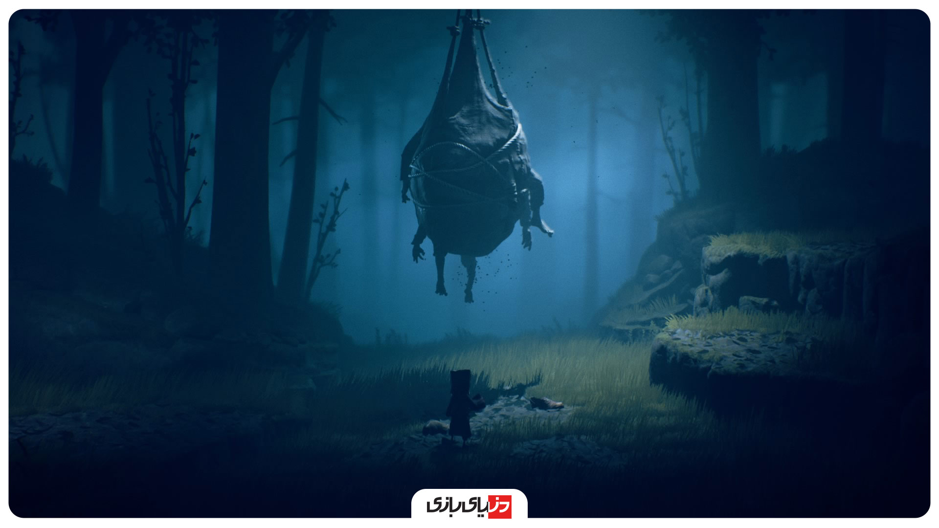 اسکرین شات بازی Little Nightmares 2