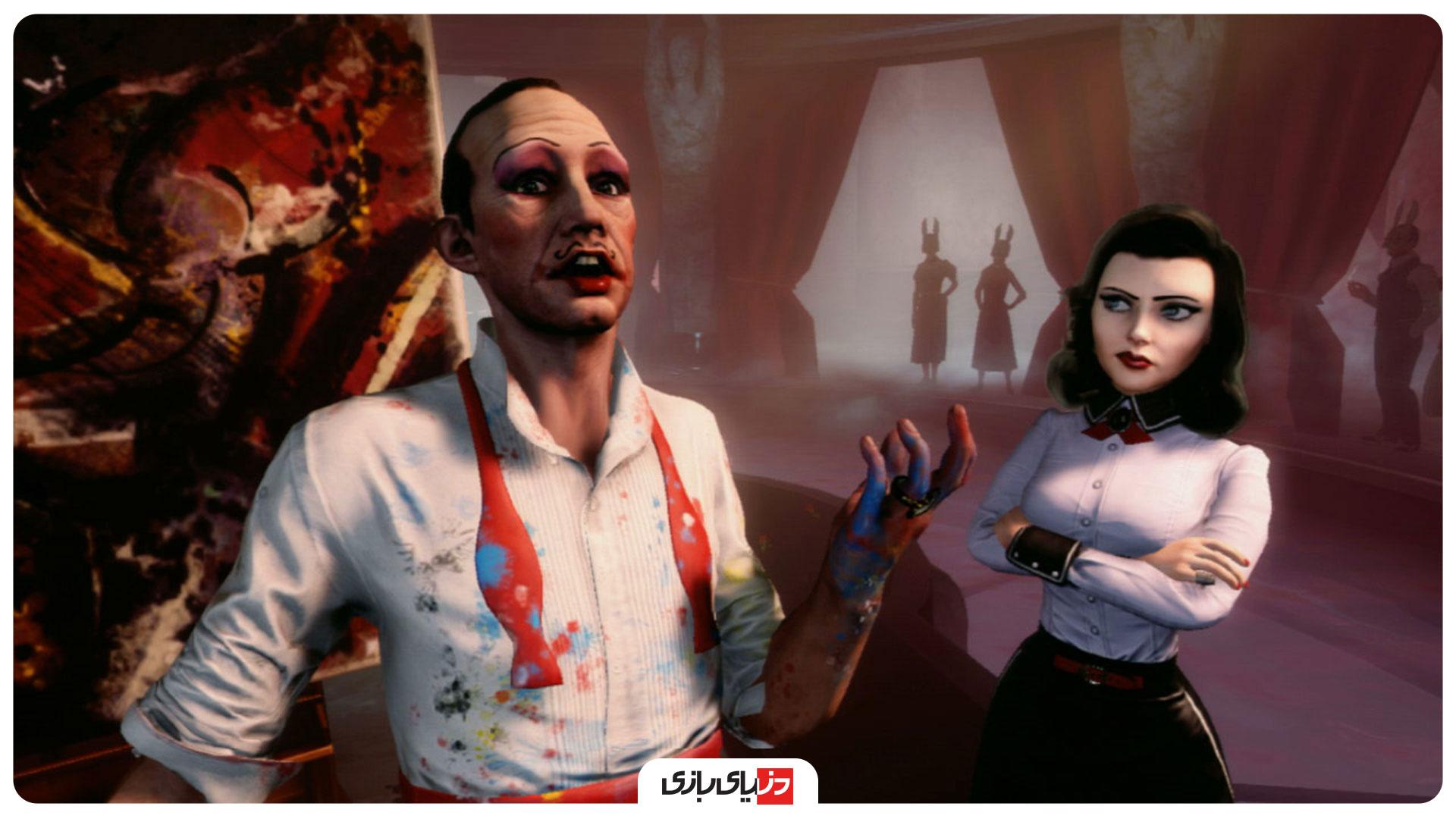 اسکرین شات بازی Bioshock Infinite