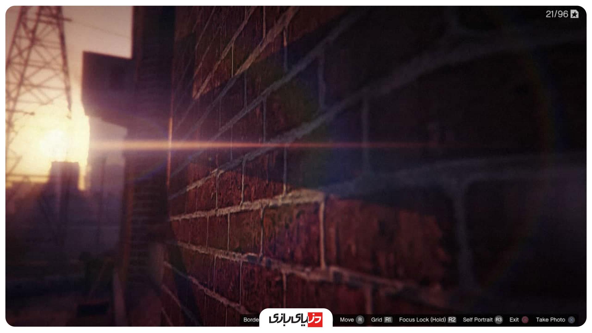 اسکرین شات بازی GTA V