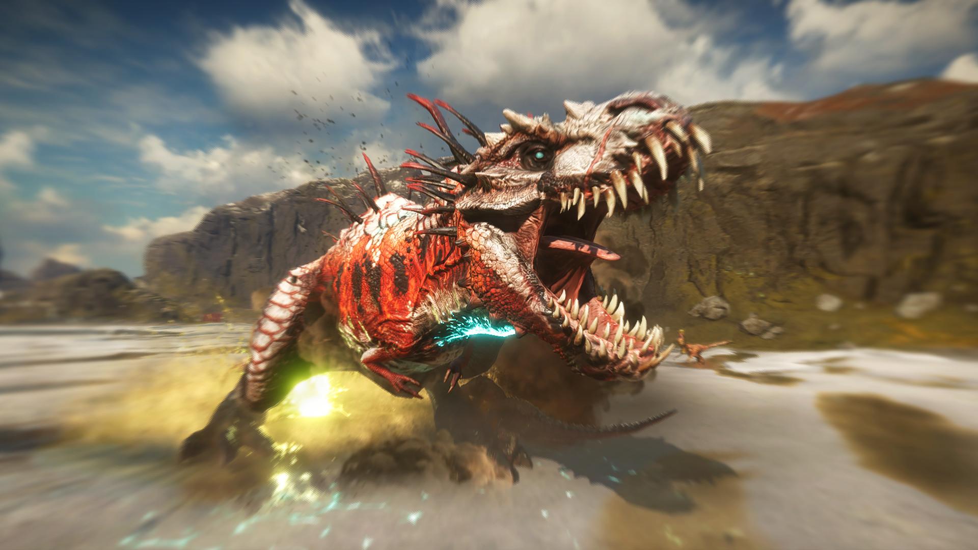 بازی second extinction