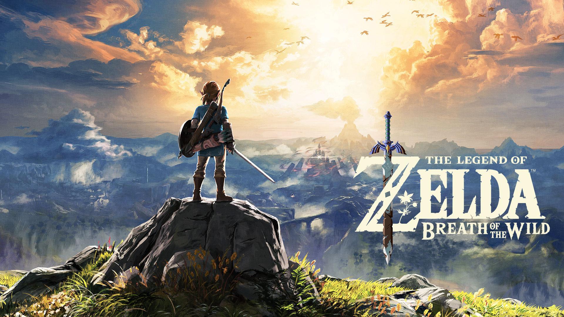 دنباله بازی The Legend of Zelda Breath of the Wild