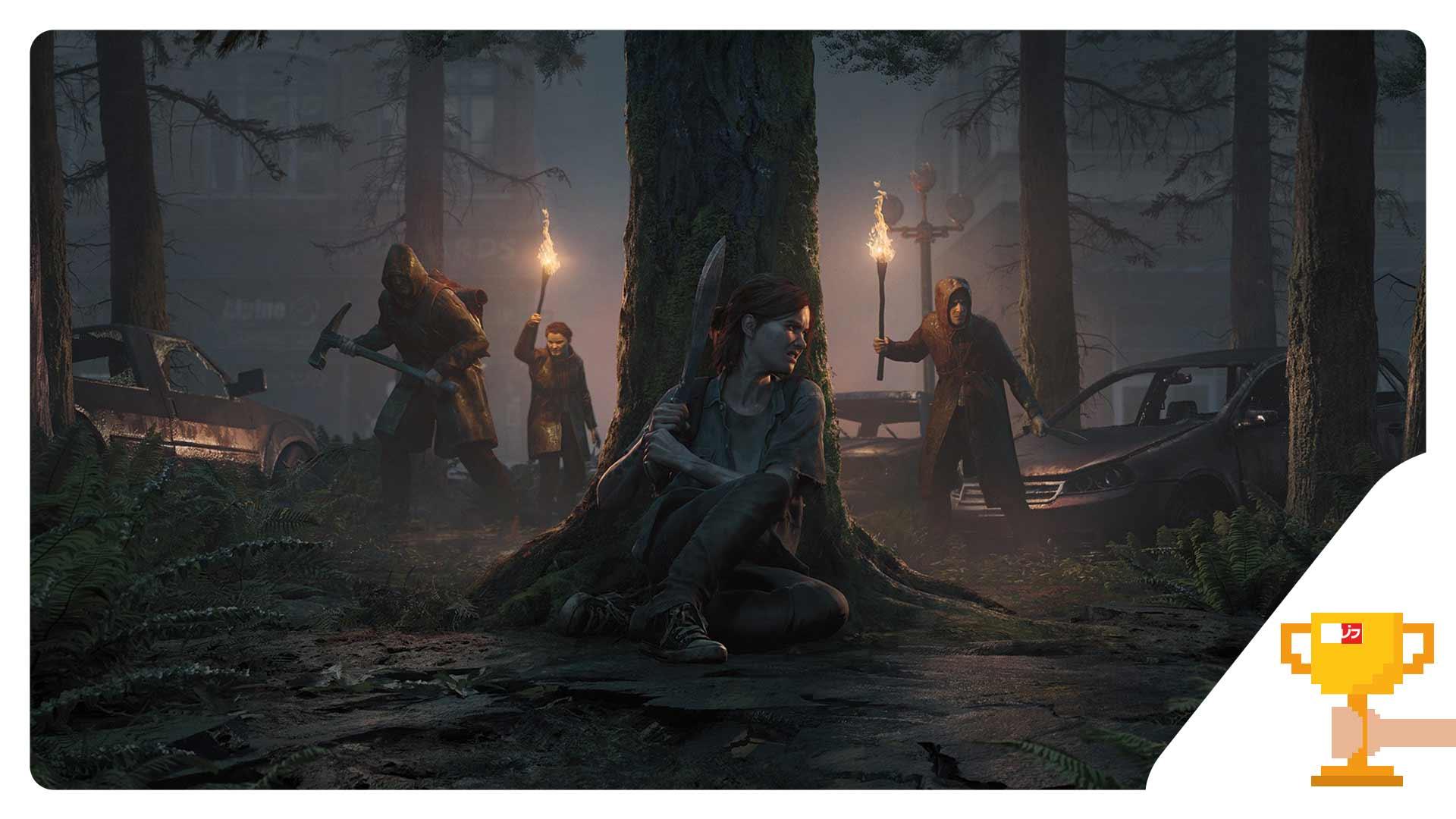 داستان Last of Us Part 2