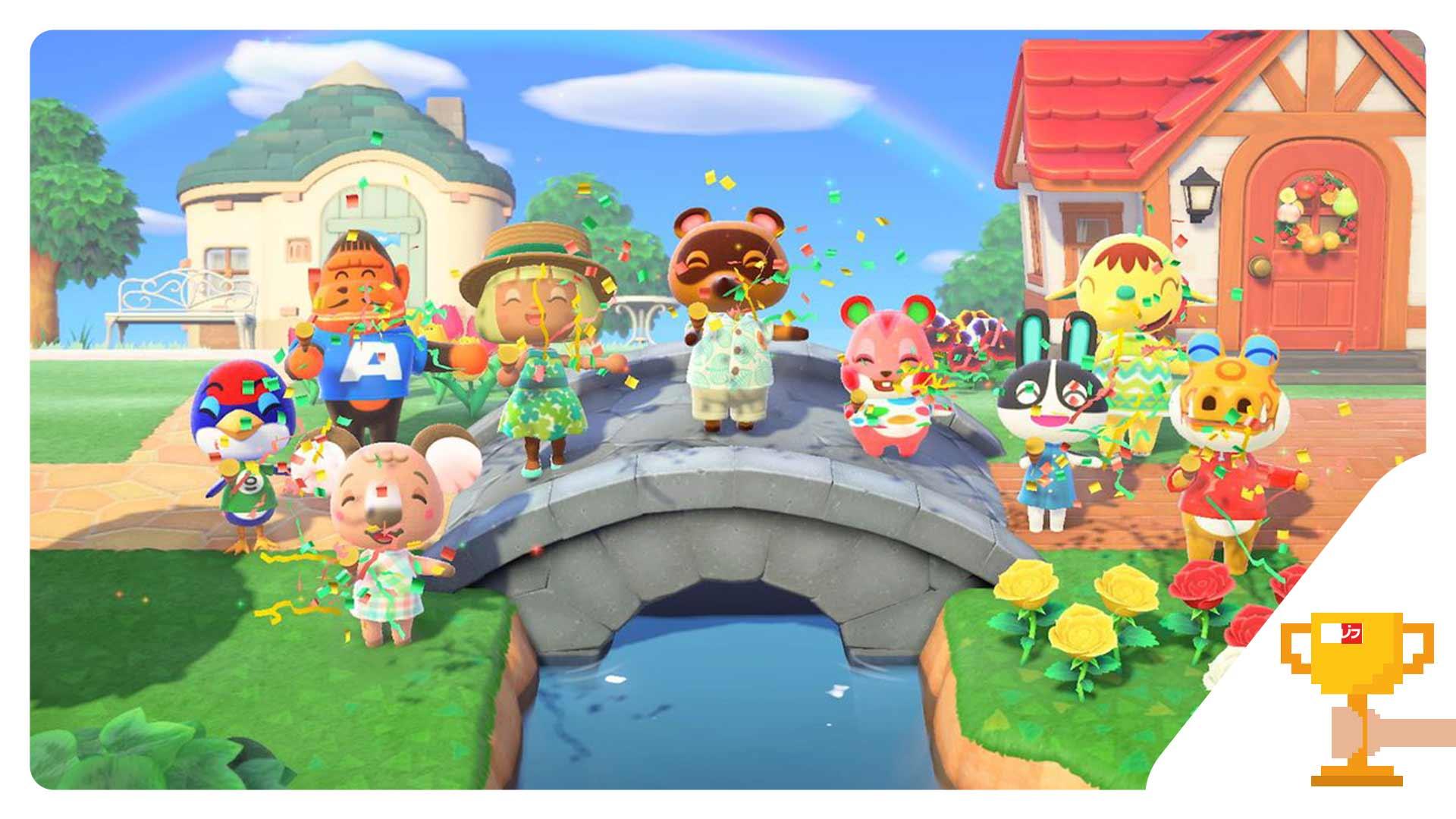 تریلر بازی Animal Crossing: New Horizons