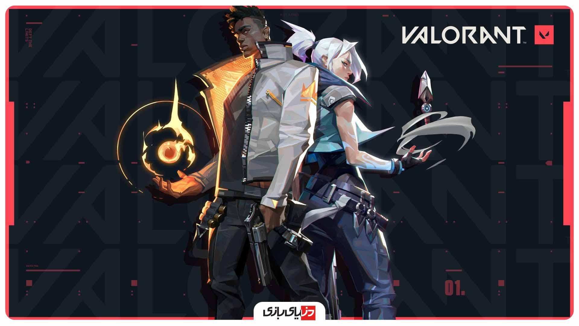 بهترین بازی ها از نظر IGN – بازی Valorant