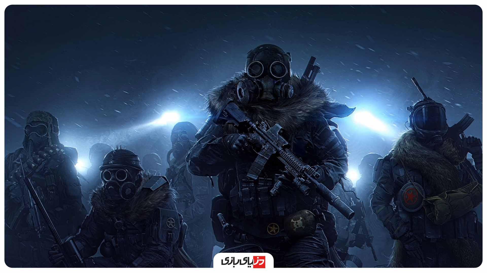 بهترین بازی های سال 2020 از نگاه IGN - بازی Wasteland 3