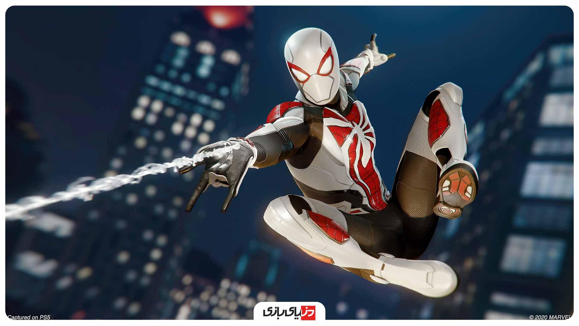ده برتر - بهترین بازیها از نظر IGN – بازی Marvel's Spider-Man Remastered