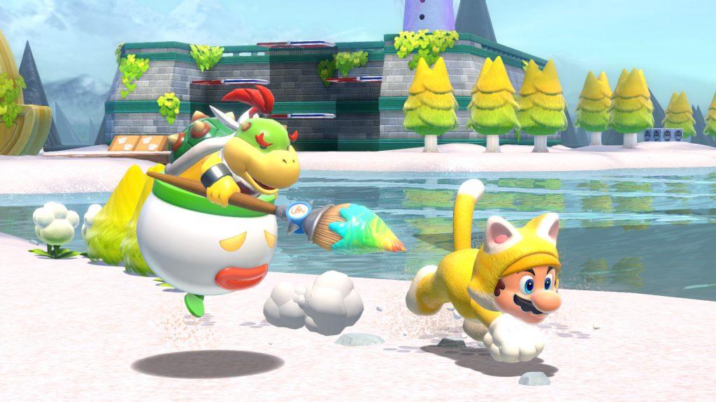بازی Super Mario 3D World + Bowser's Fury