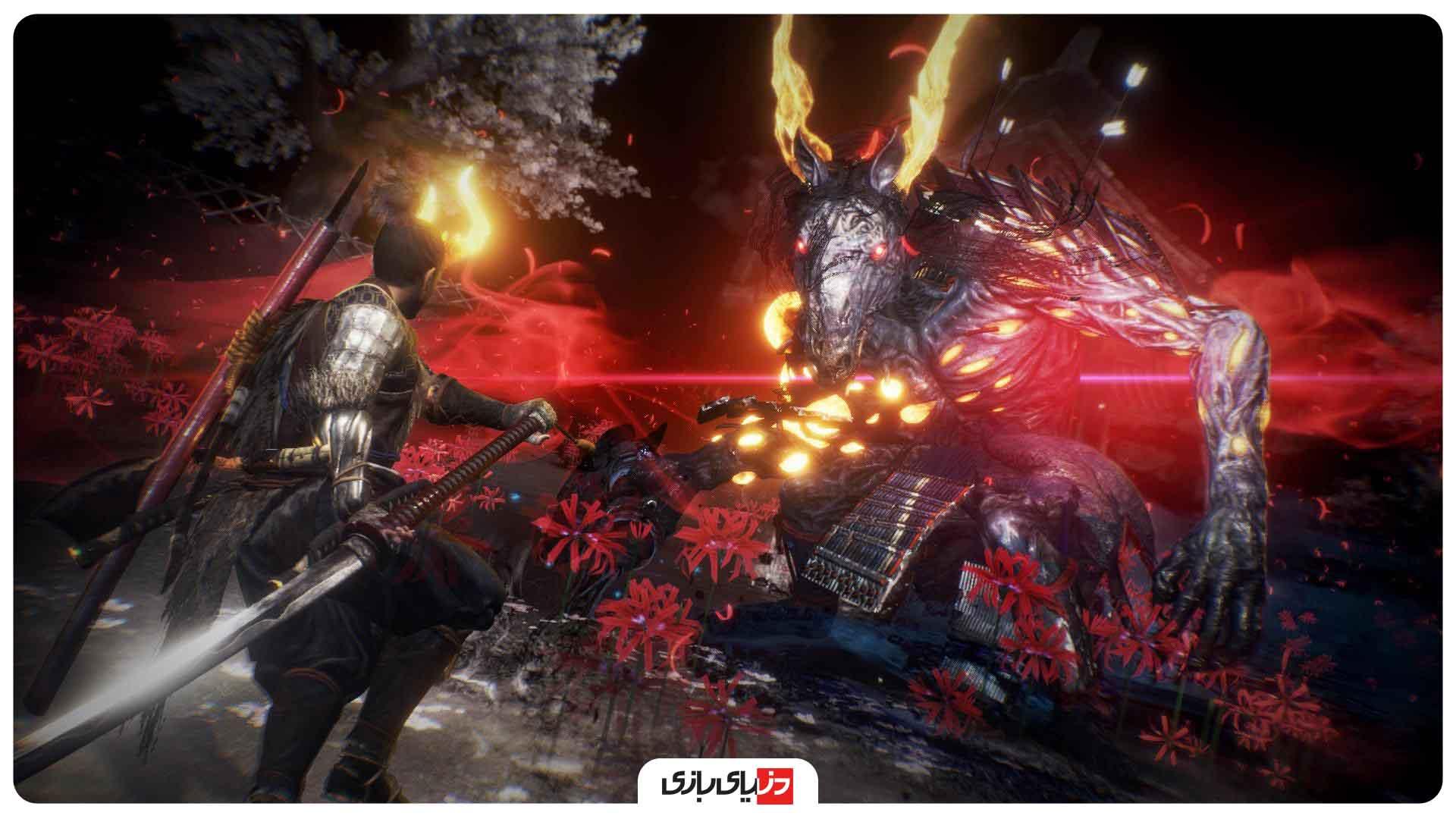 ده برتر - بهترین بازیها از نظر IGN – بازی Nioh 2