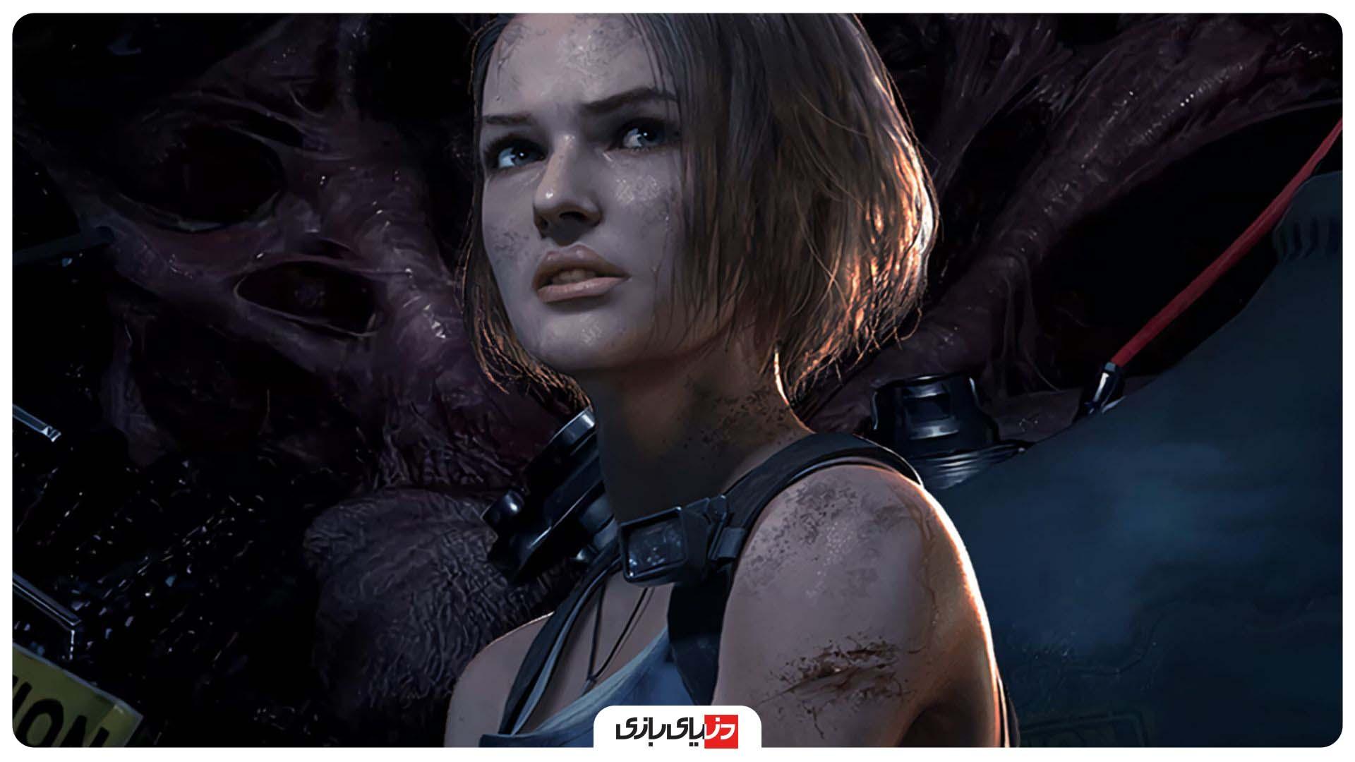 ده برتر - بهترین بازیها از نظر IGN – بازی Resident Evil 3