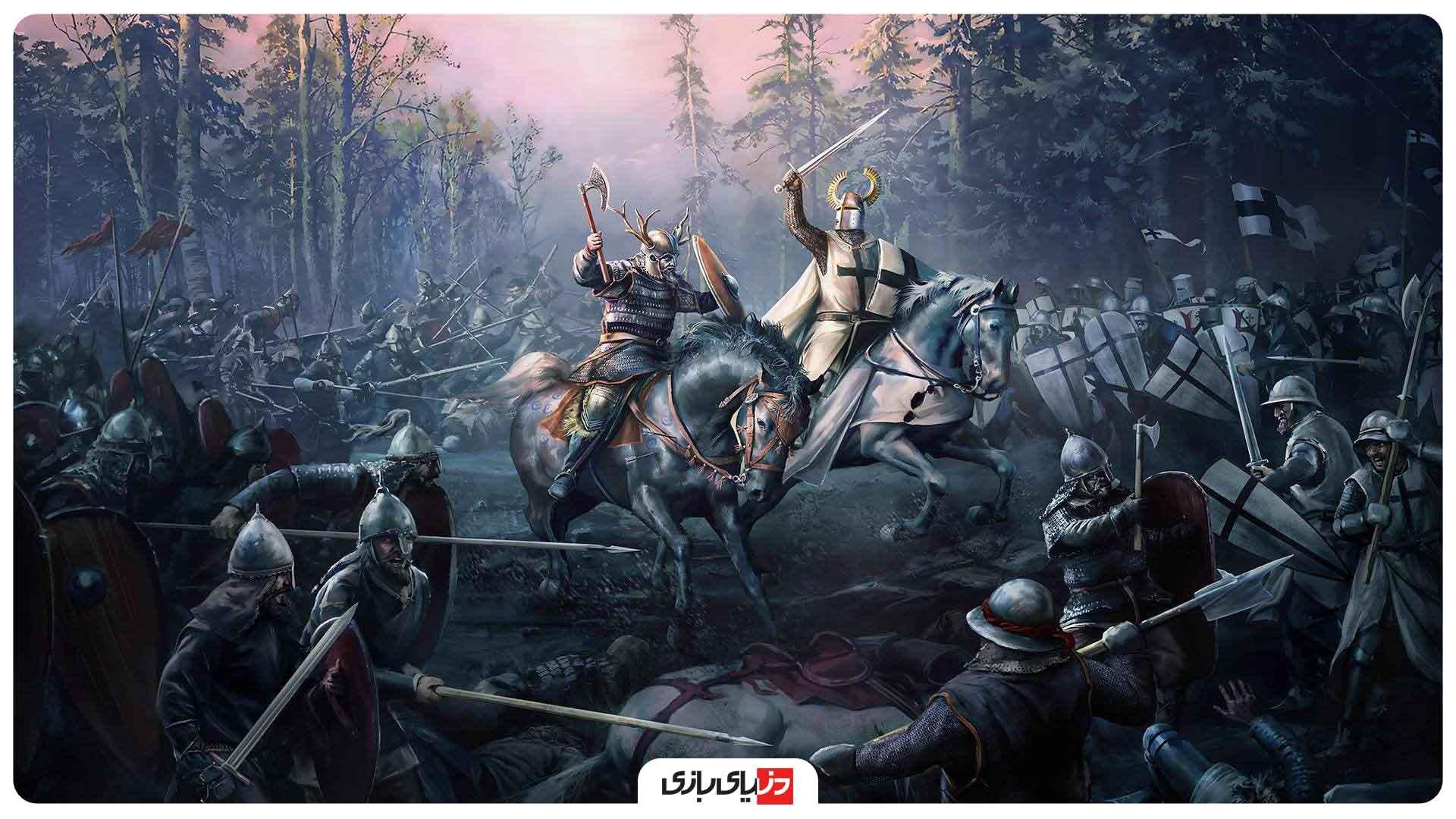 ده برتر - بهترین بازی ها از نظر IGN – بازی Crusader Kings 3