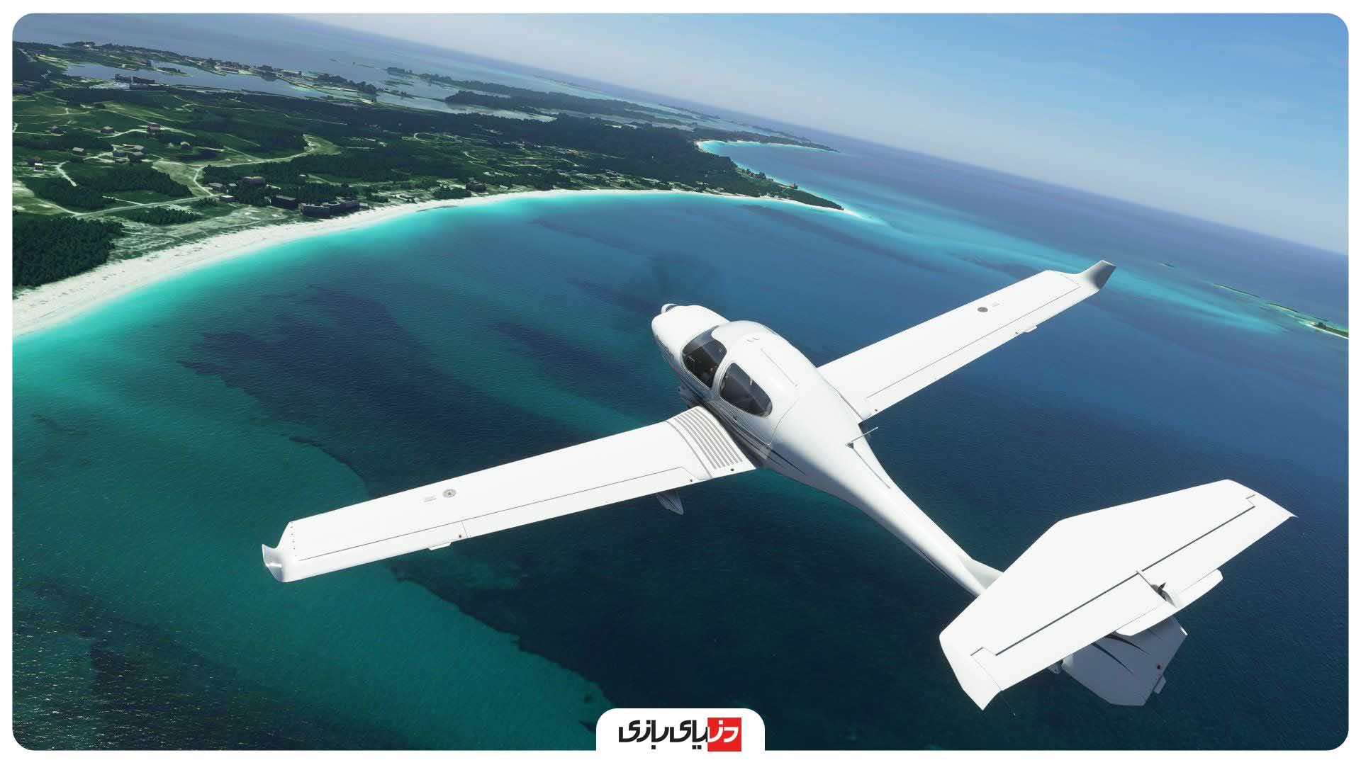 ده برتر - بهترین بازیها از نظر IGN – بازی Microsoft Flight Simulator