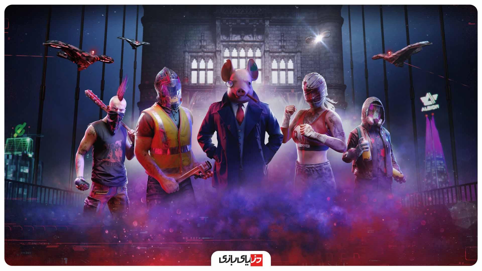 بهترین بازی های سال 2020 از نگاه IGN - بازی Watch Dogs Legion