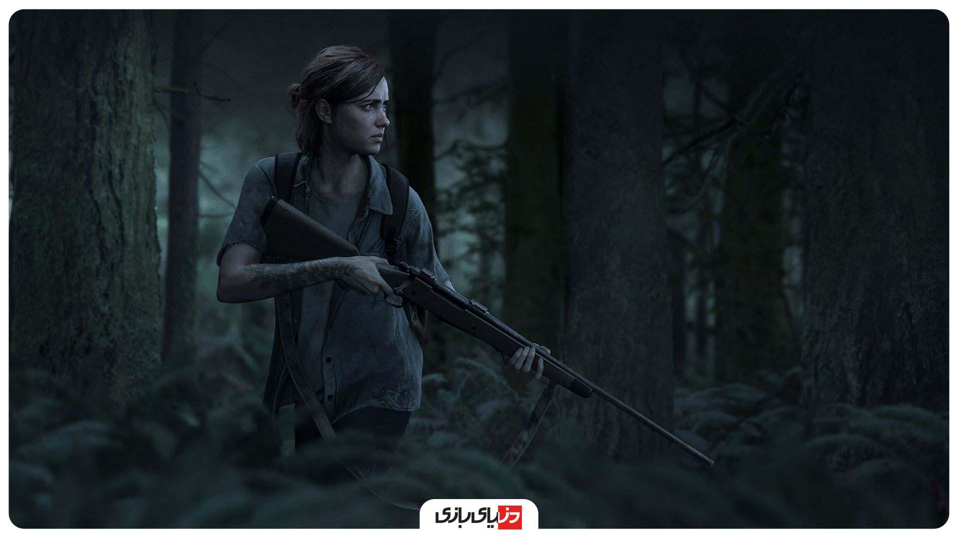 ده برتر - بهترین بازیها از نظر IGN – بازی Last of Us 2