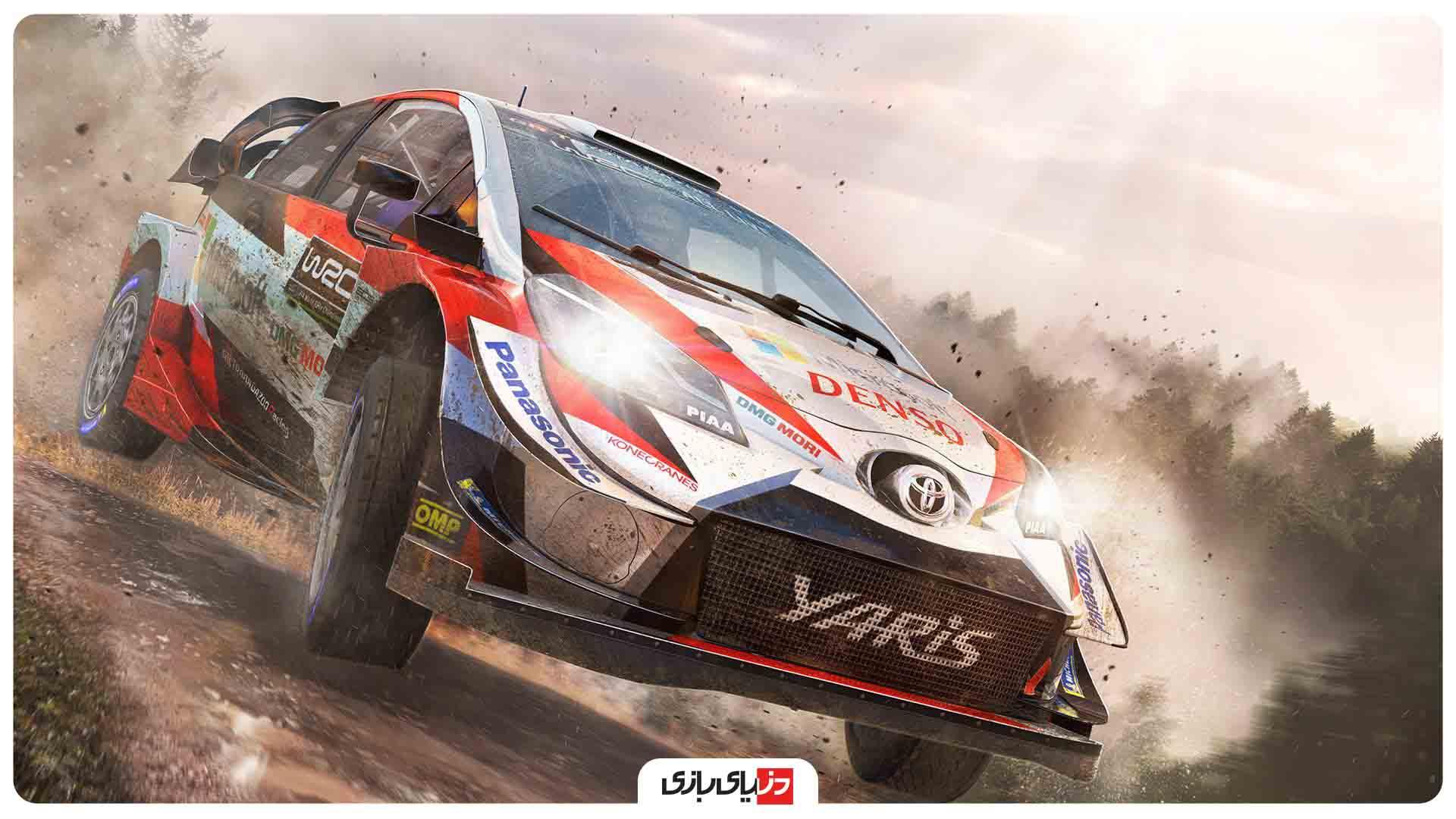 بهترین بازی های سال 2020 از نگاه IGN – بازی WRC 9