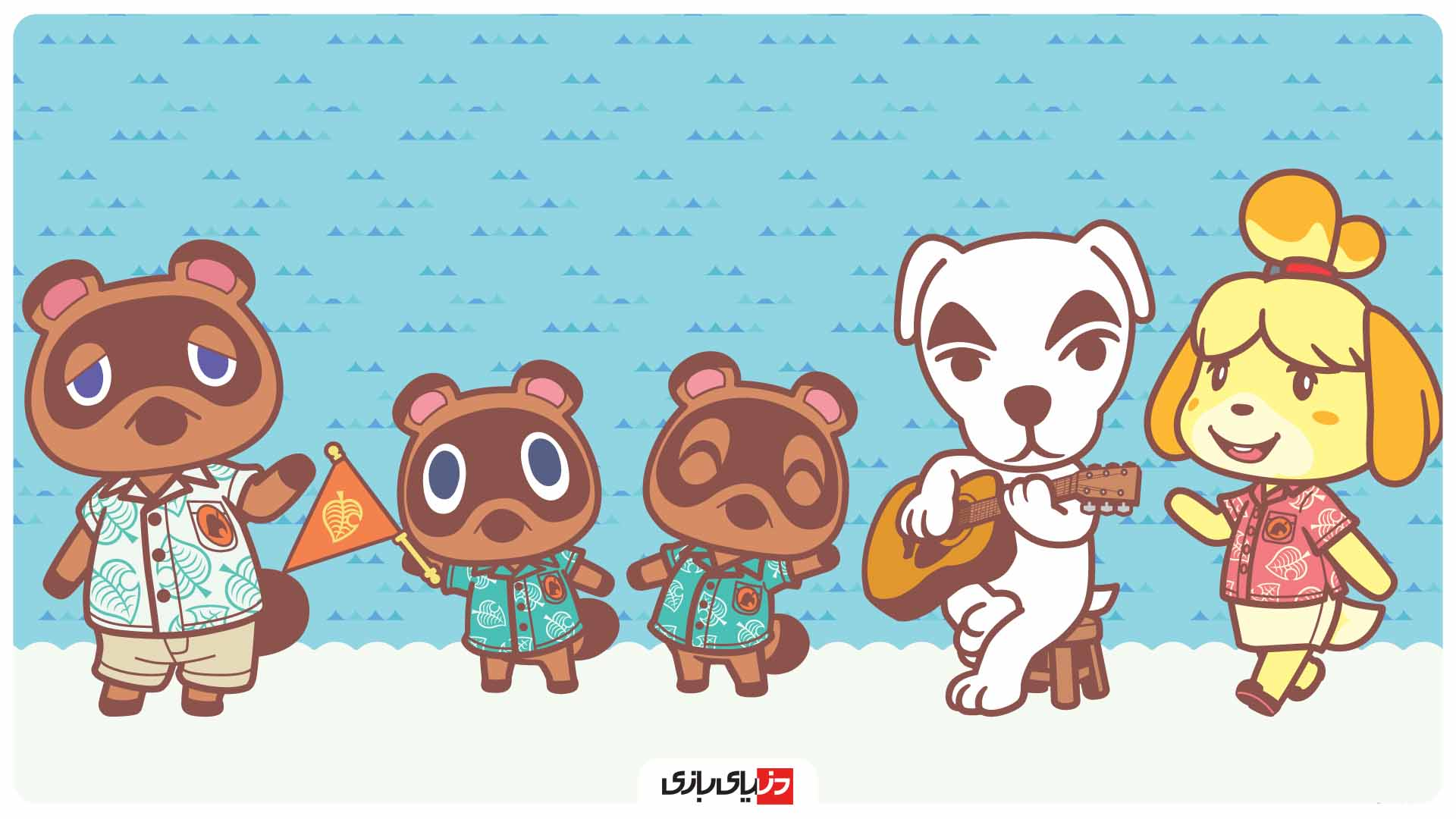 بهترین بازی از نظر IGN – بازی Animal Crossing: New Horizons