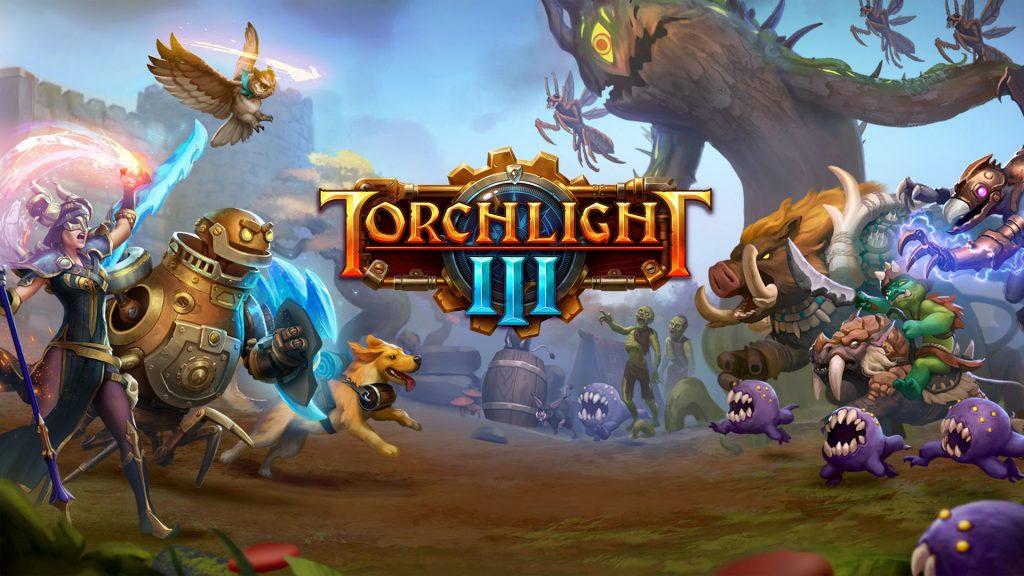 بازی Torchlight 3