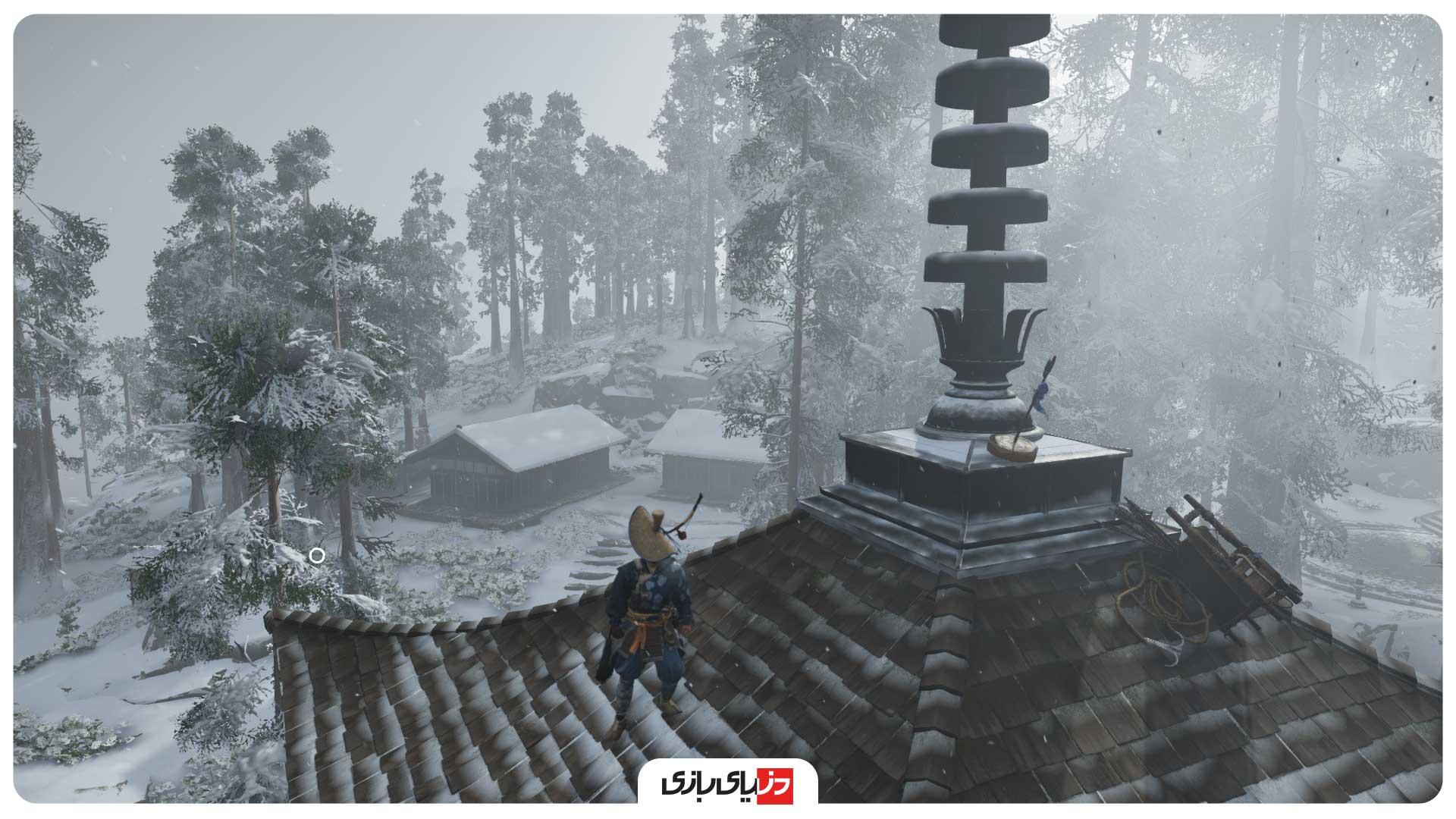 راهنمای قدم به قدم بازی Ghost of Tsushima