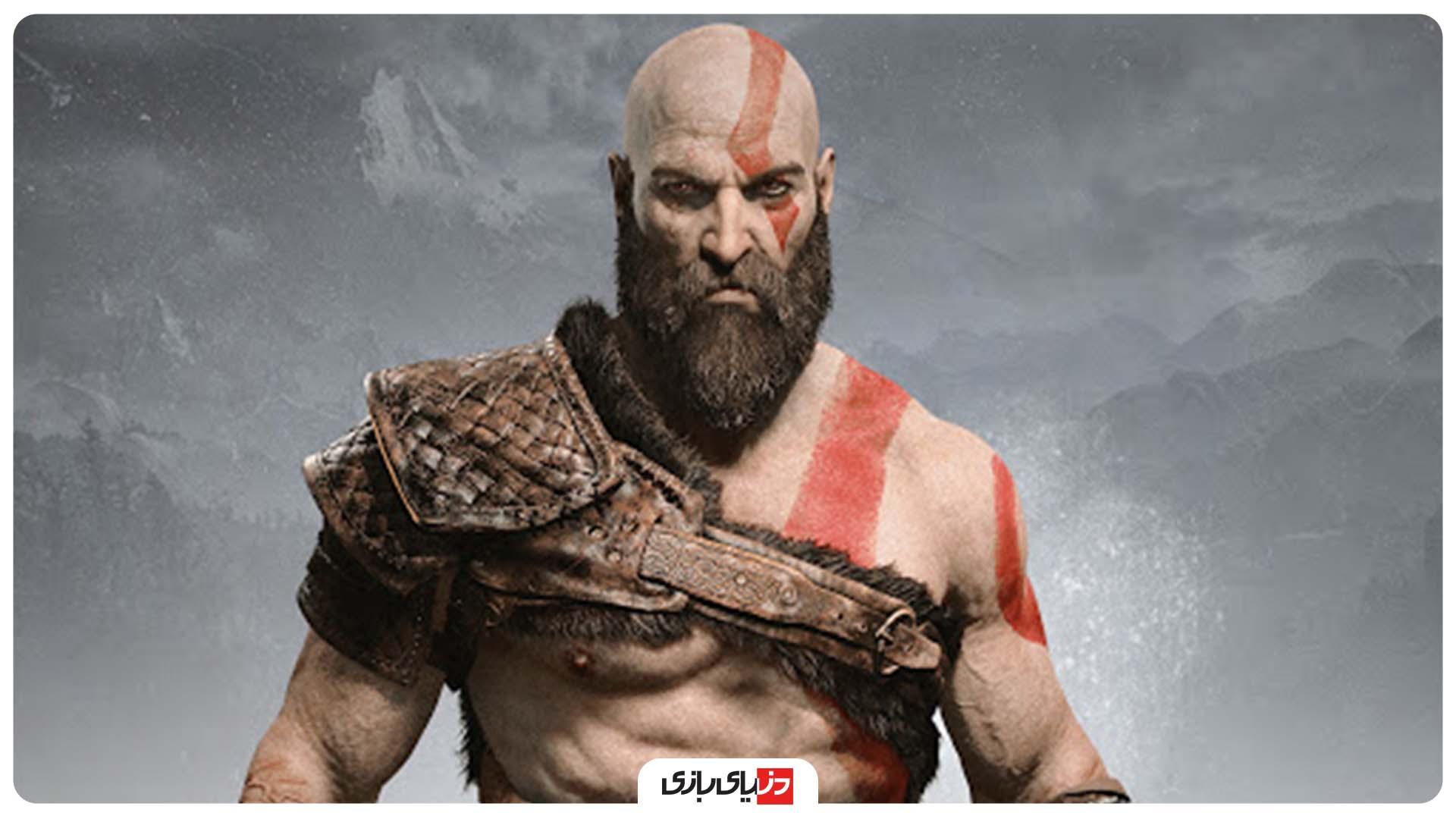 نکات بازی خدای جنگ - حرکات چهره کریتوس