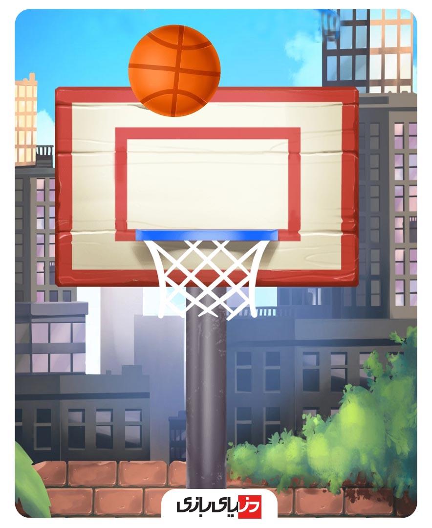 بازی های plato - بازی Basketball
