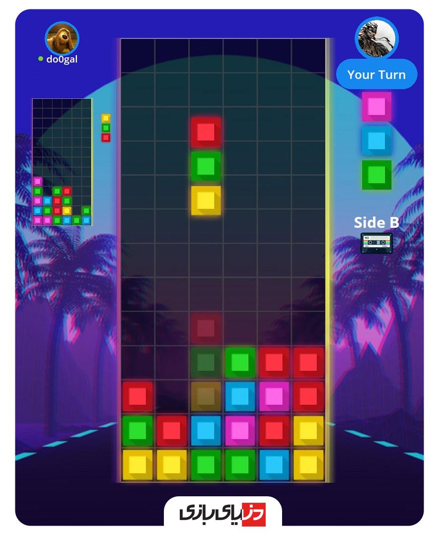 بازی های plato - بازی Plox
