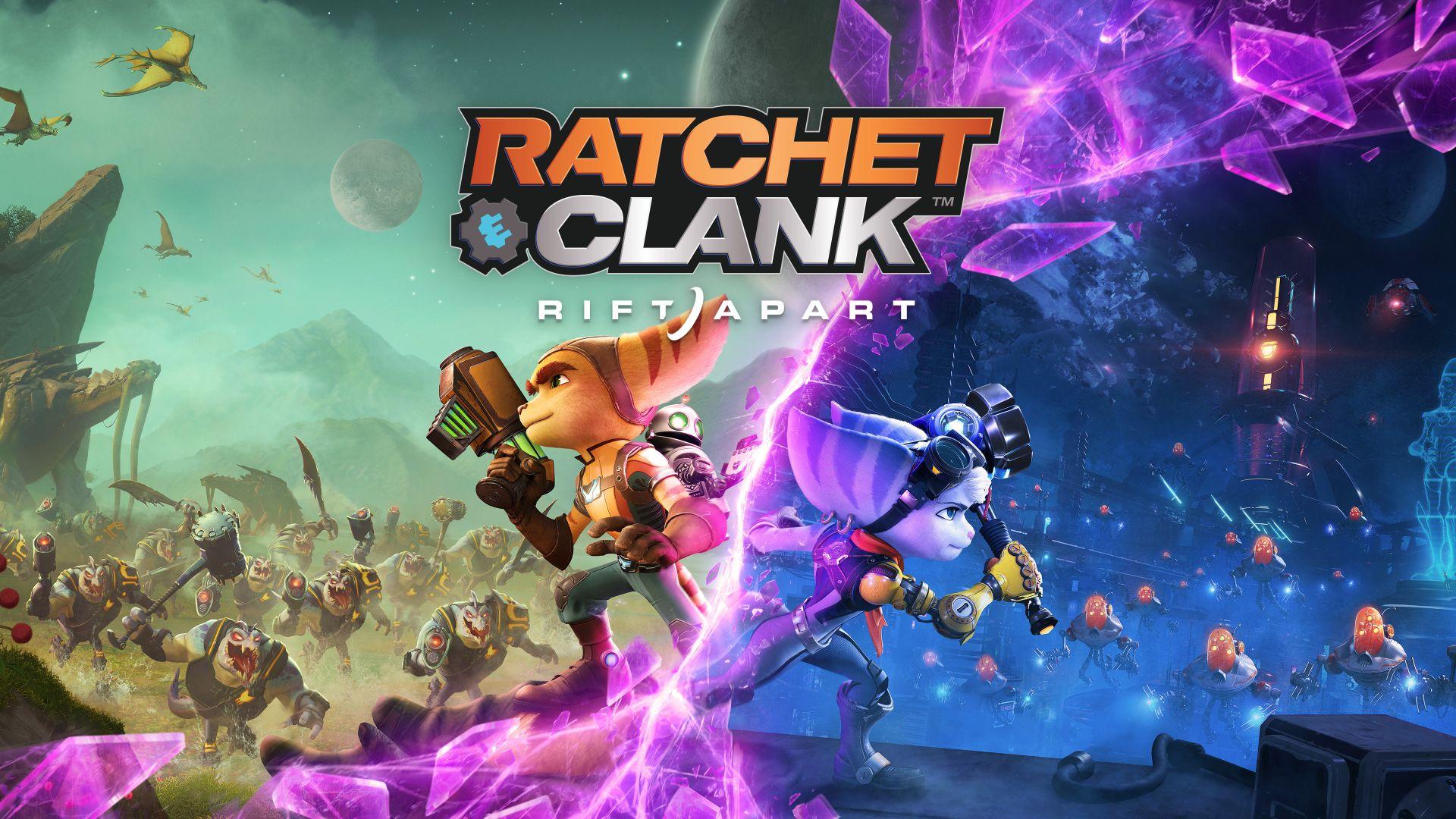 بازی Ratchet-and-Clank-Rift-Apart
