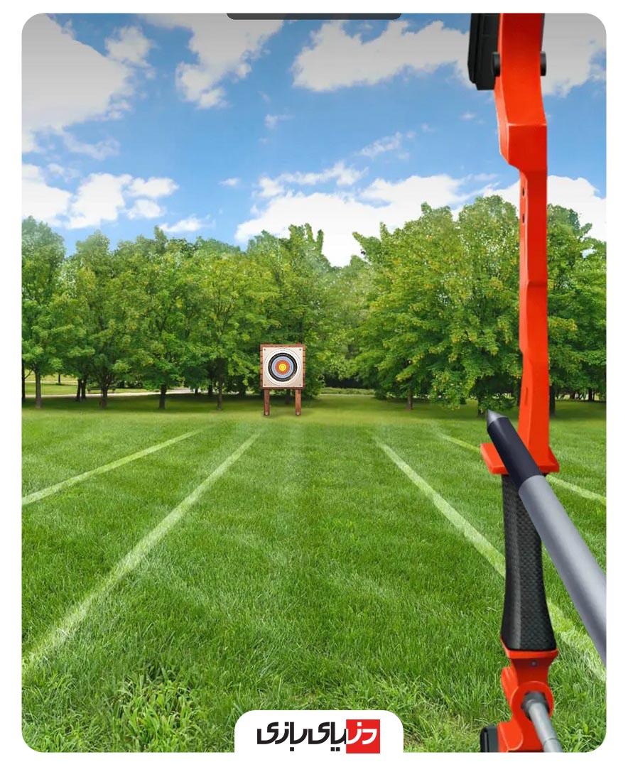بازی های پلاتو - بازی Archery