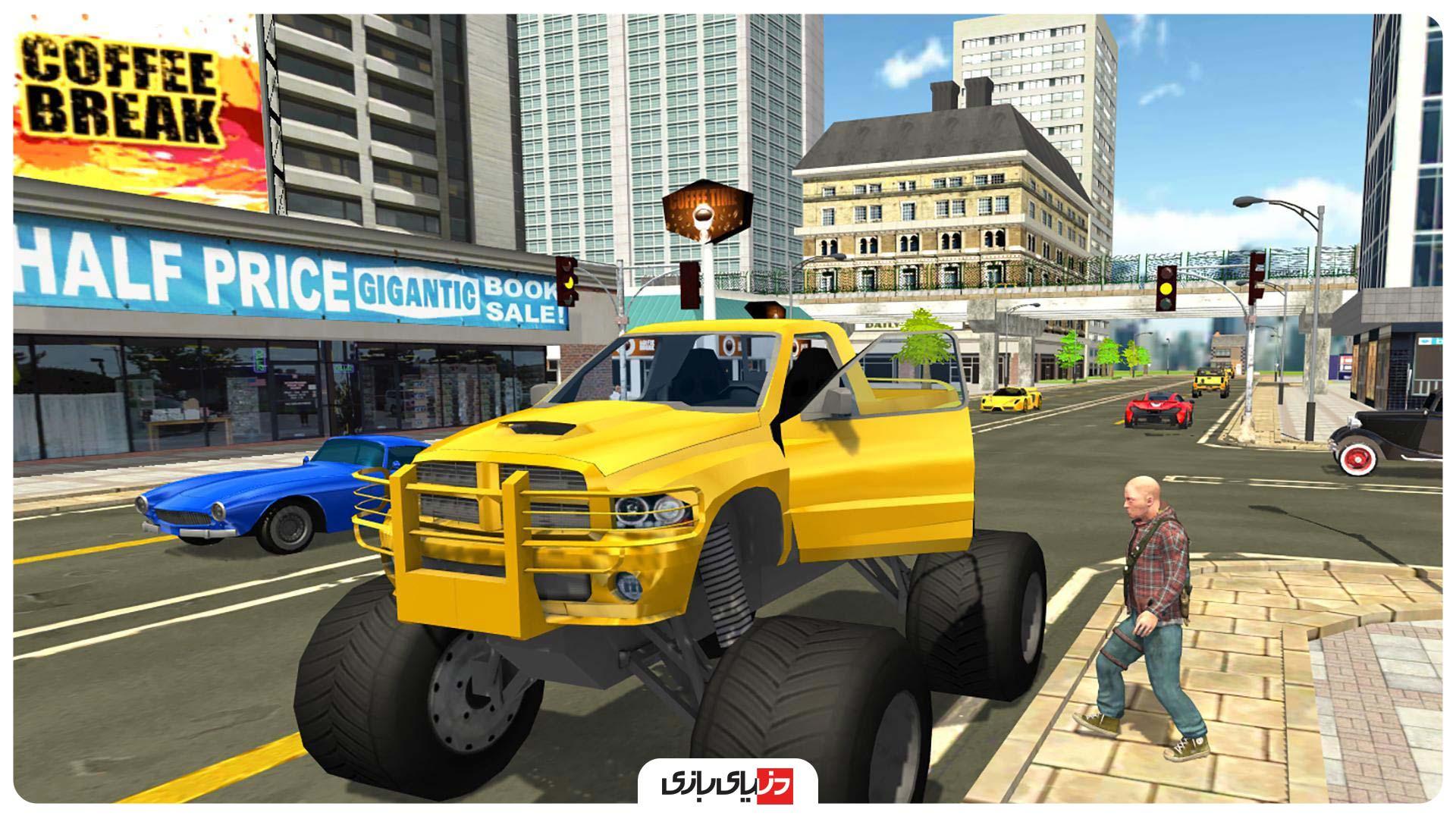 بازیهای شبیه GTA V برای اندروید و آیفون