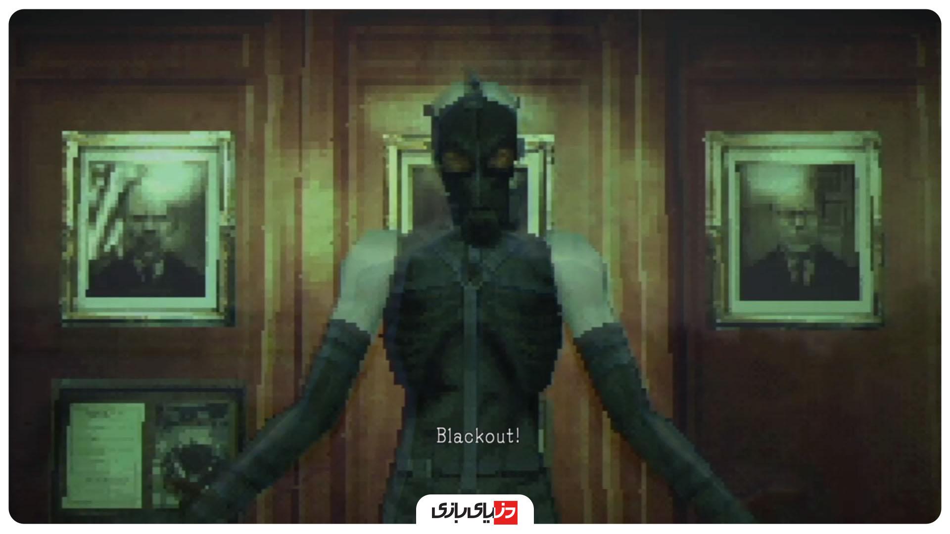 حقایق Metal Gear Solid