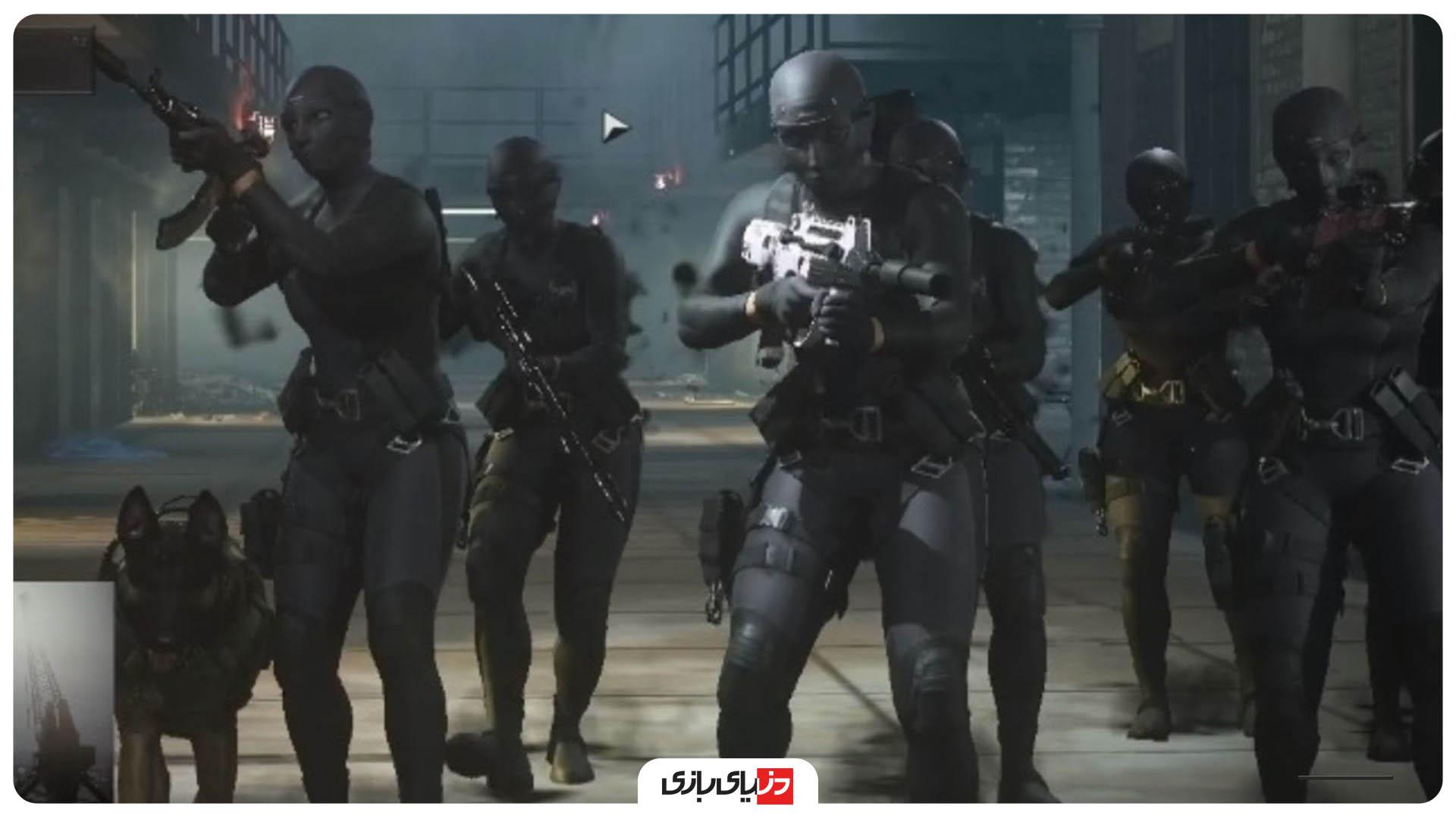 ترفند های بازی Call of duty warzone