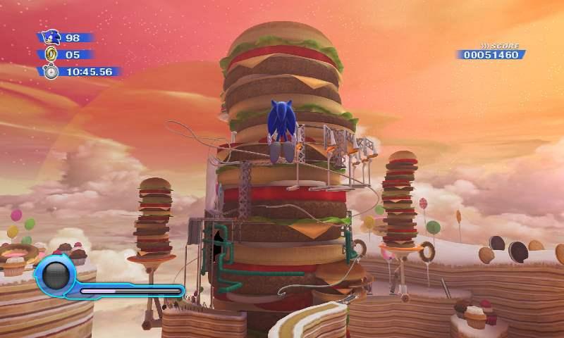 بازی Sonic Colors