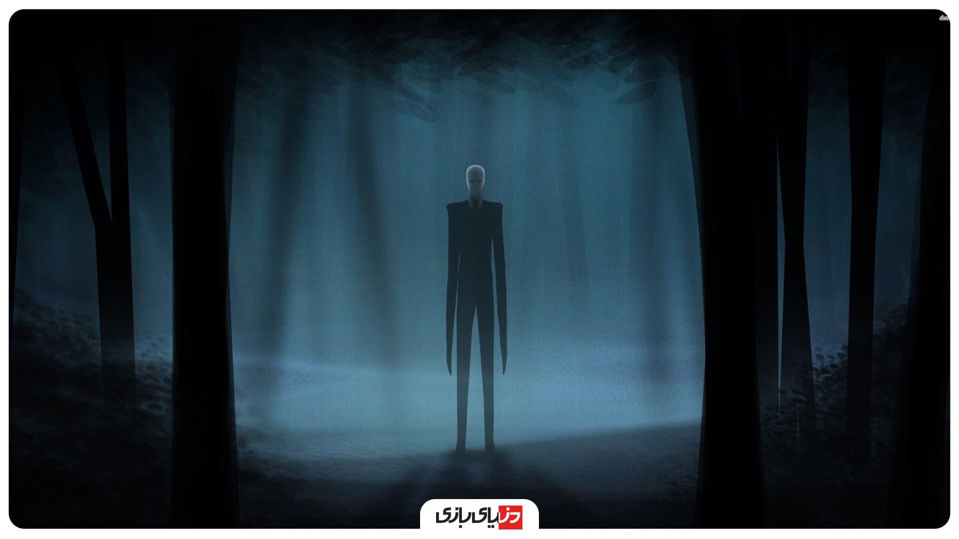 ترسناک ترین بازی های جهان - Slender