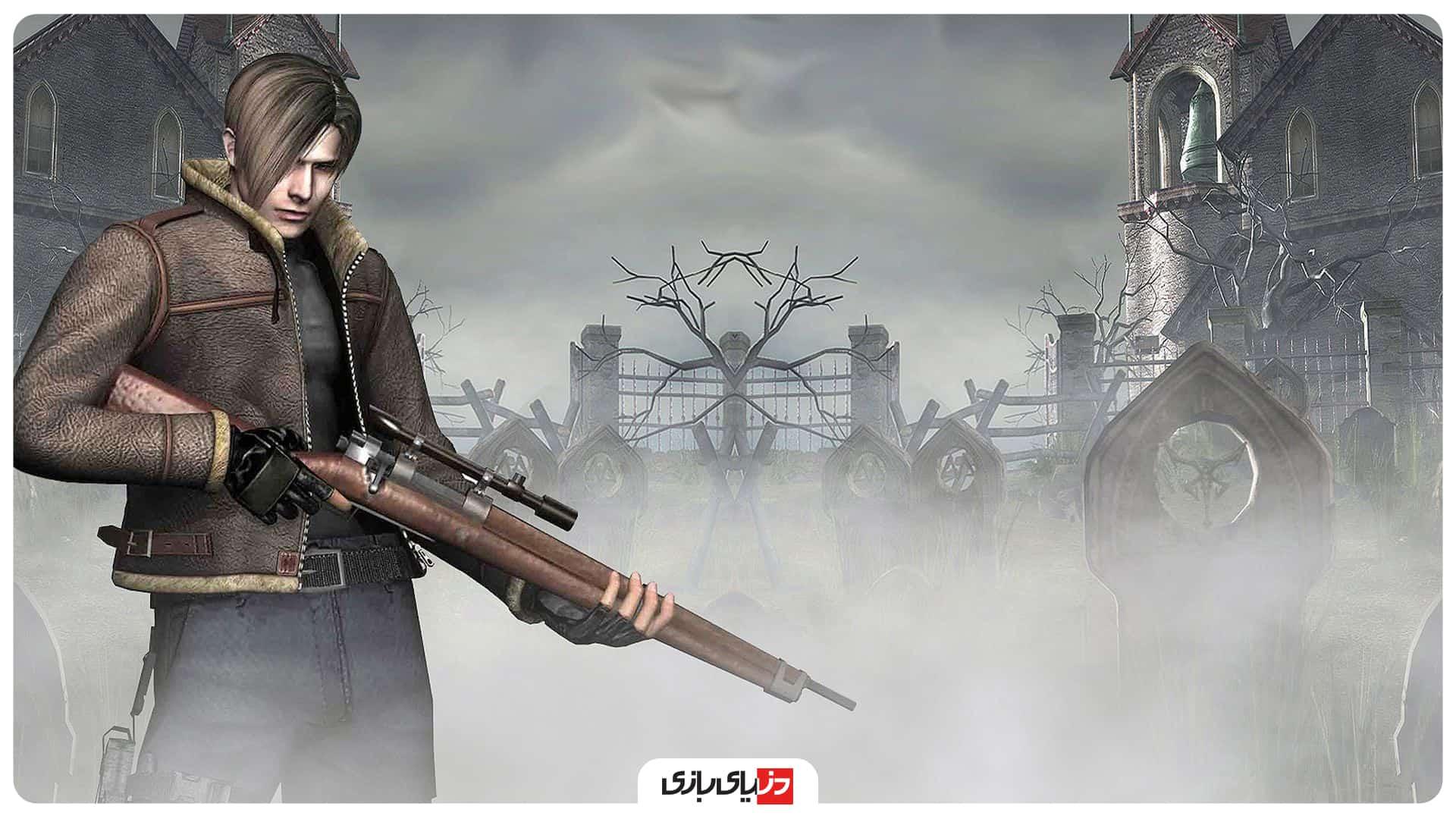 ترسناک ترین بازی های جهان - Resident Evil 4