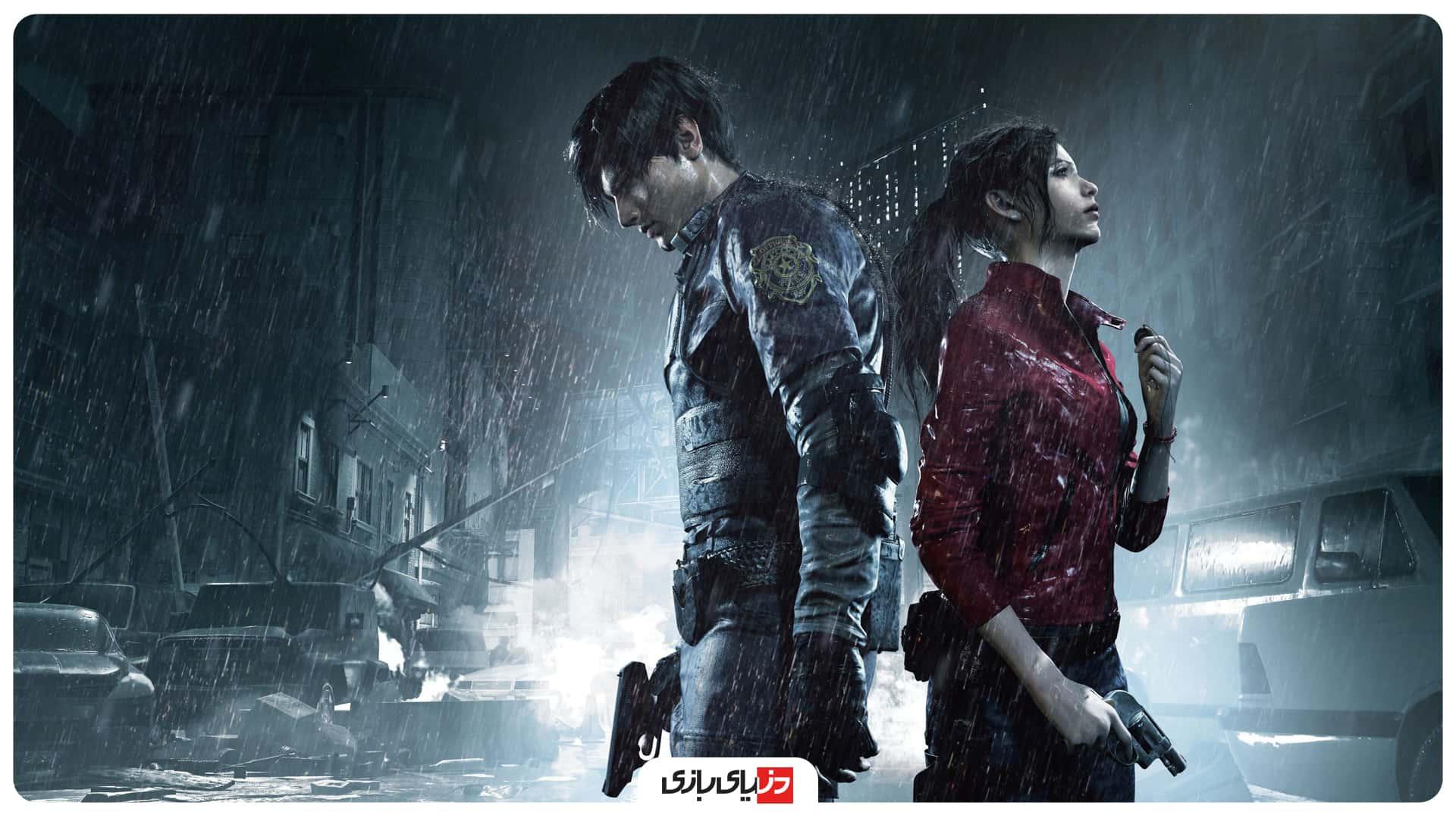 ترسناک ترین بازی های جهان - Resident Evil 2 Remake