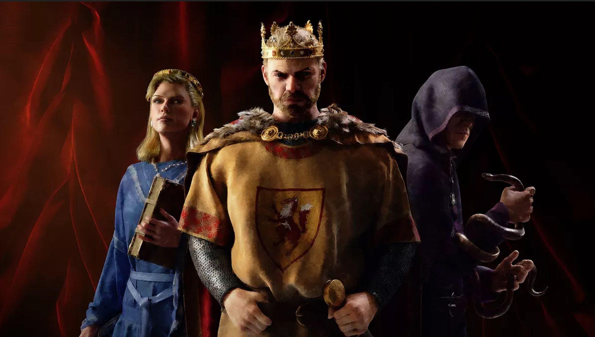بسته الحاقی بازی Crusader Kings 3