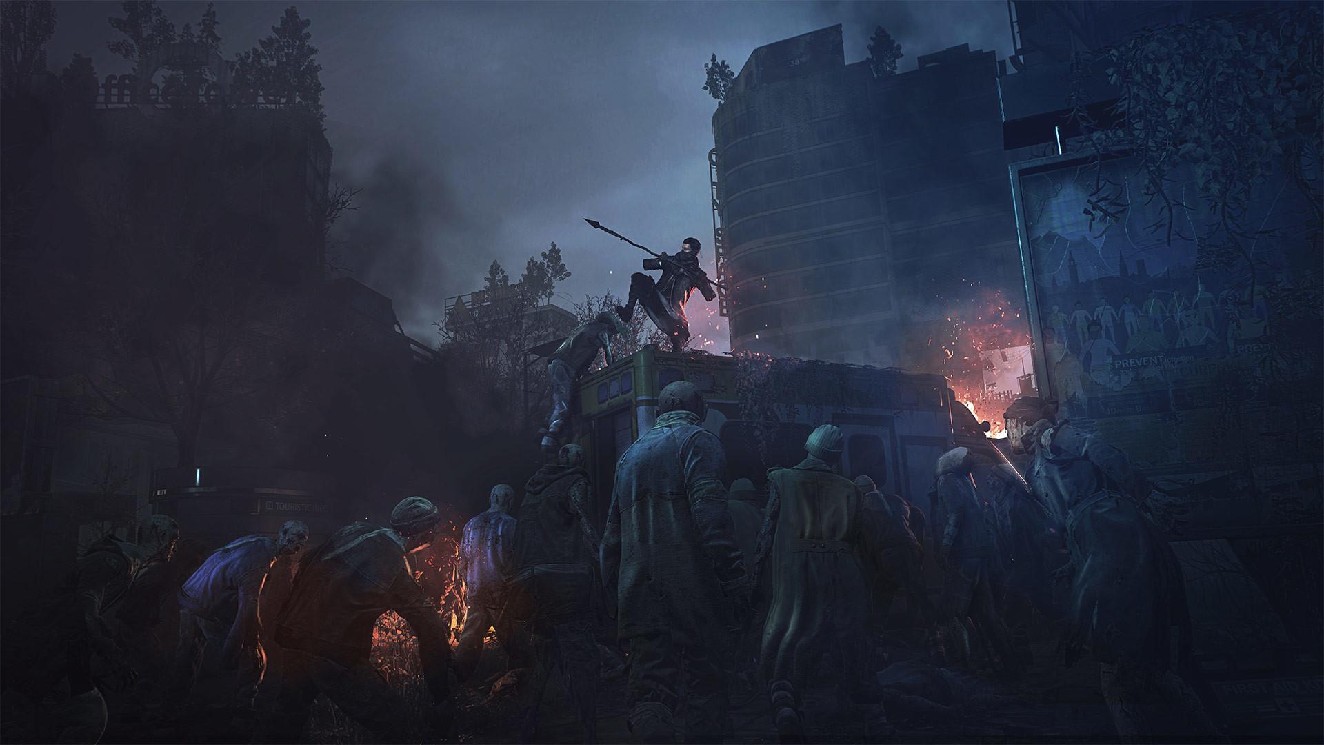 قابلیت کراس پلی در بازی Dying Light 2