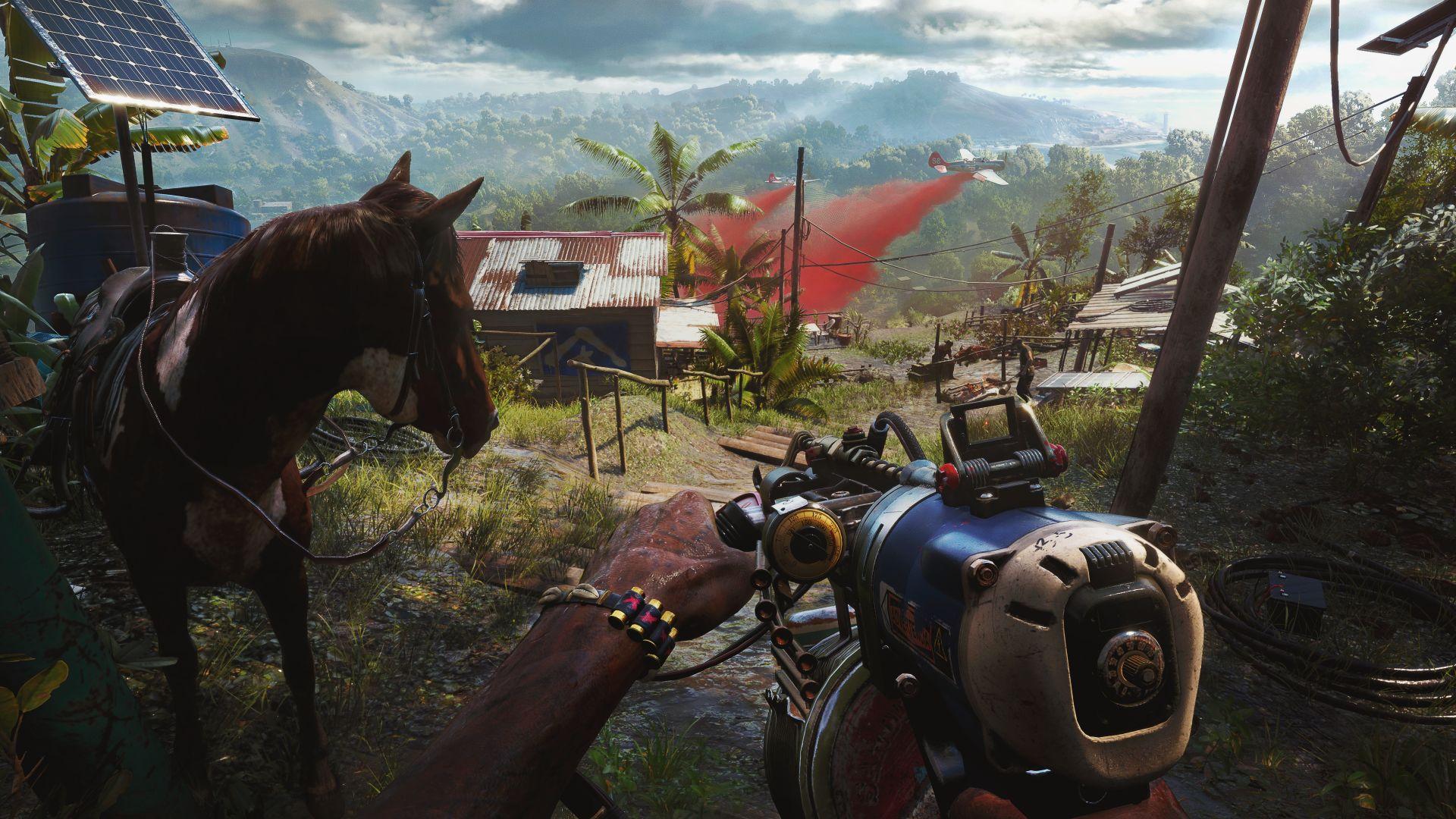 تریلر گیم پلی بازی Far Cry 6
