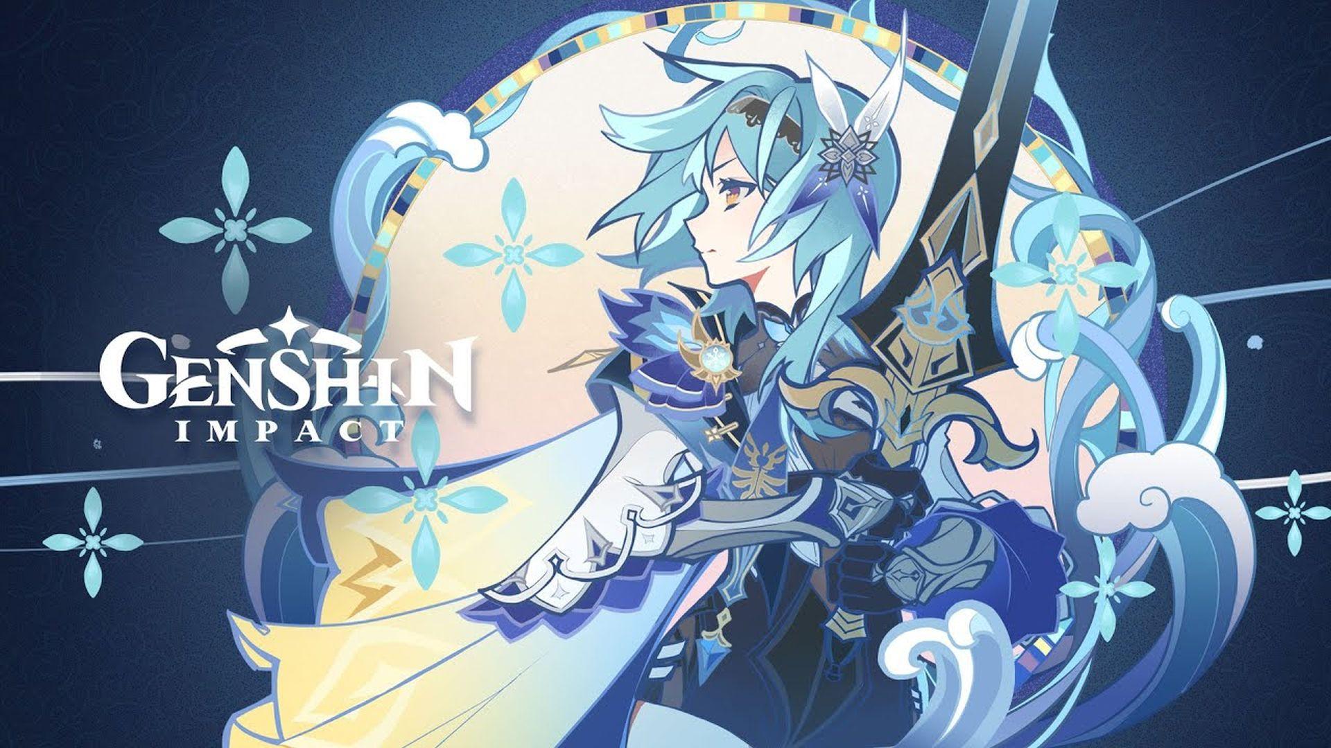 تریلر جدیدی بازی Genshin Impact