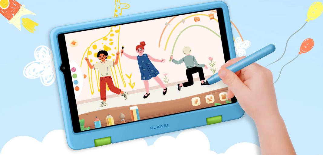 تبلت مخصوص کودکان HUAWEI MatePad T Kids Edition